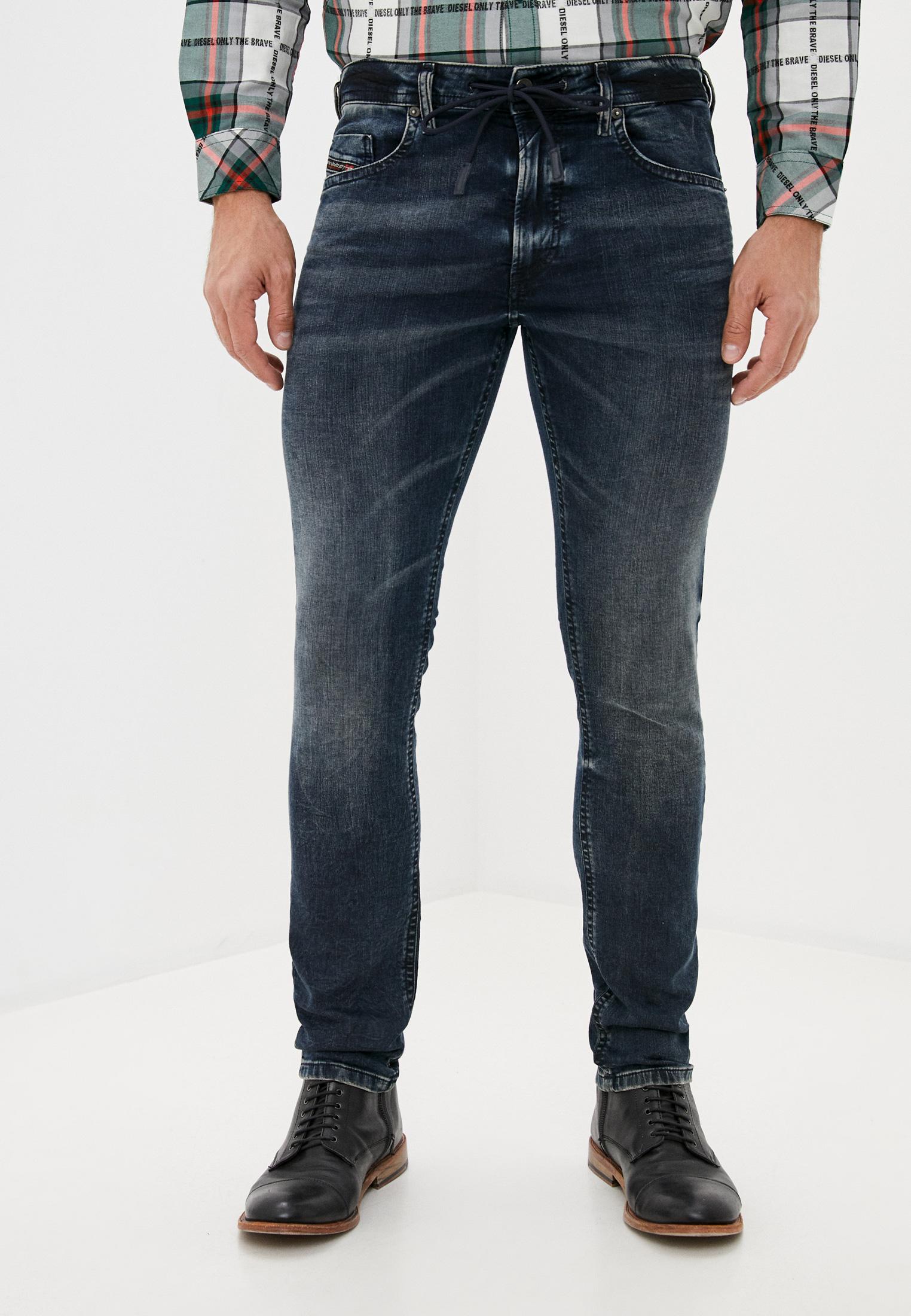 Зауженные джинсы Diesel (Дизель) 00S8MK069GD