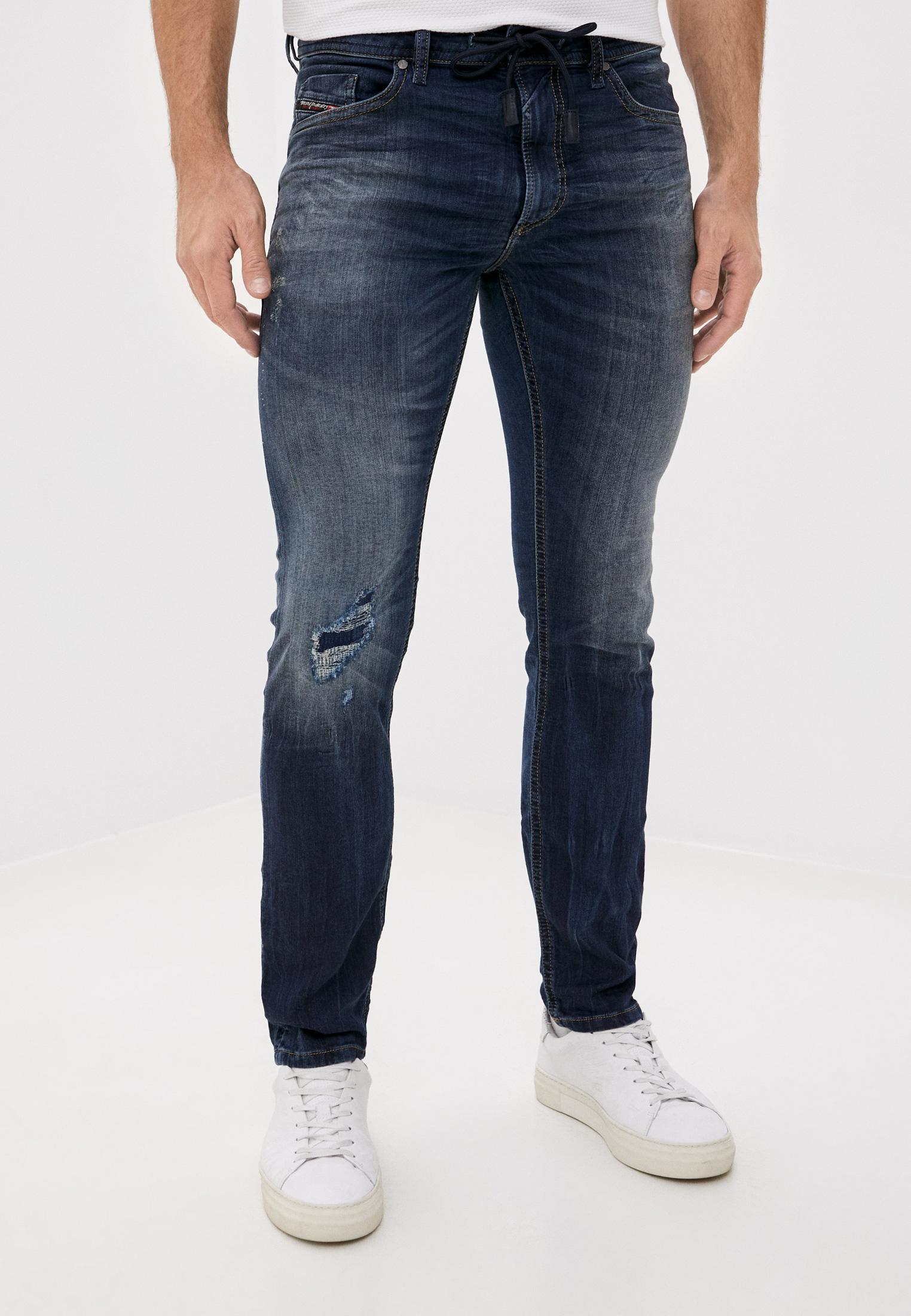 Мужские зауженные джинсы Diesel (Дизель) 00S8MK069HI