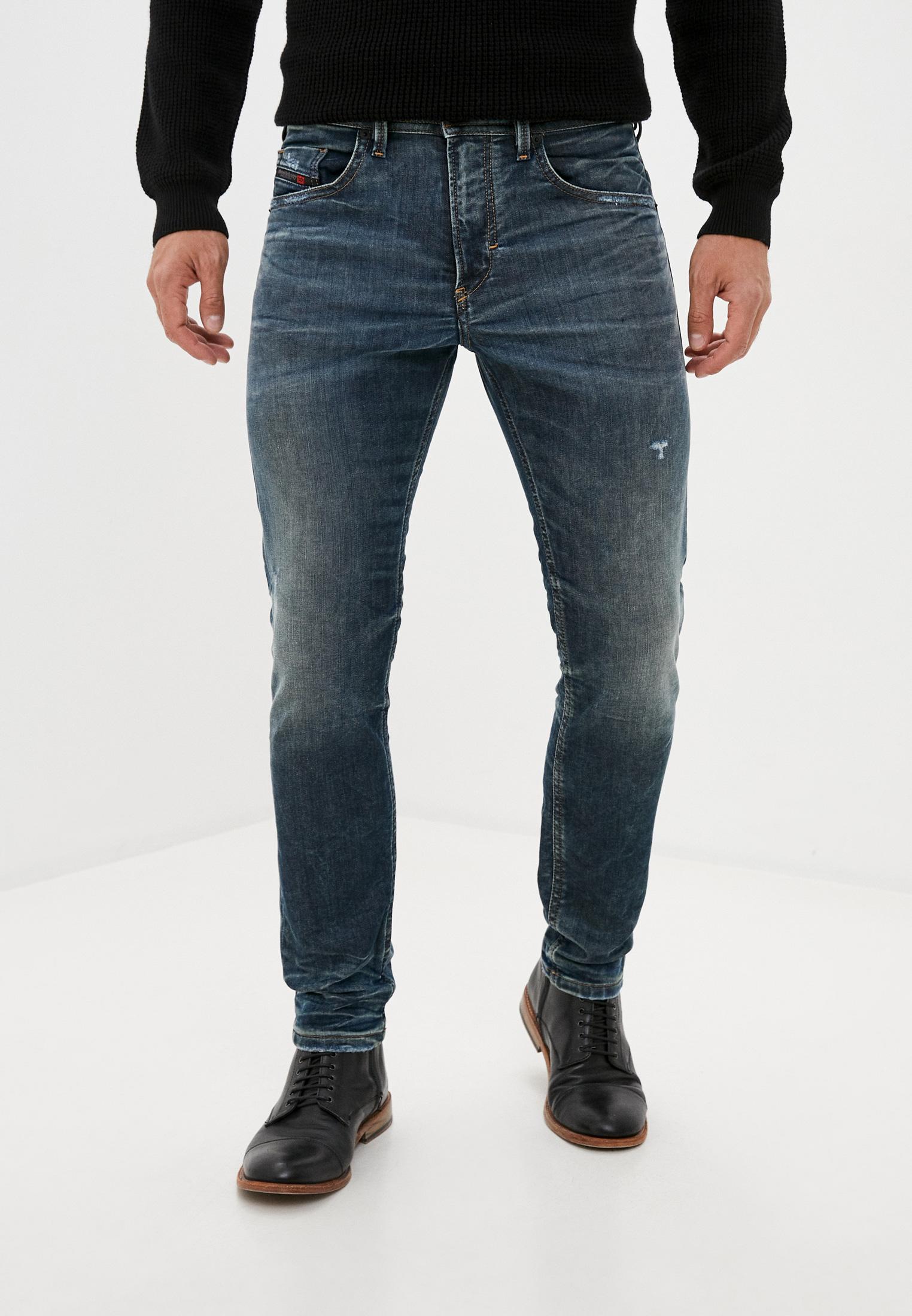 Мужские зауженные джинсы Diesel (Дизель) 00SE3D087AI
