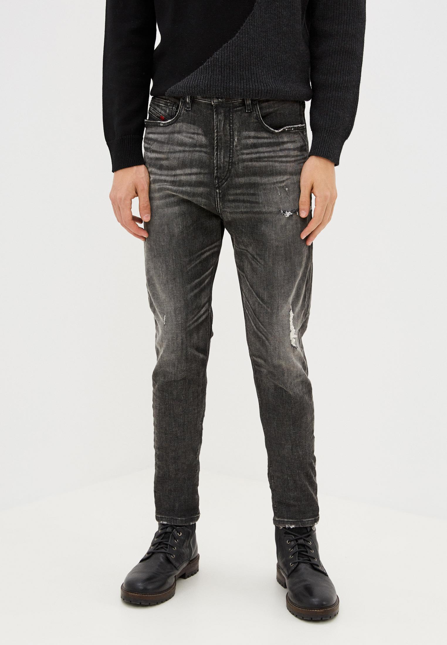 Мужские зауженные джинсы Diesel (Дизель) 00SSTD0077S: изображение 1