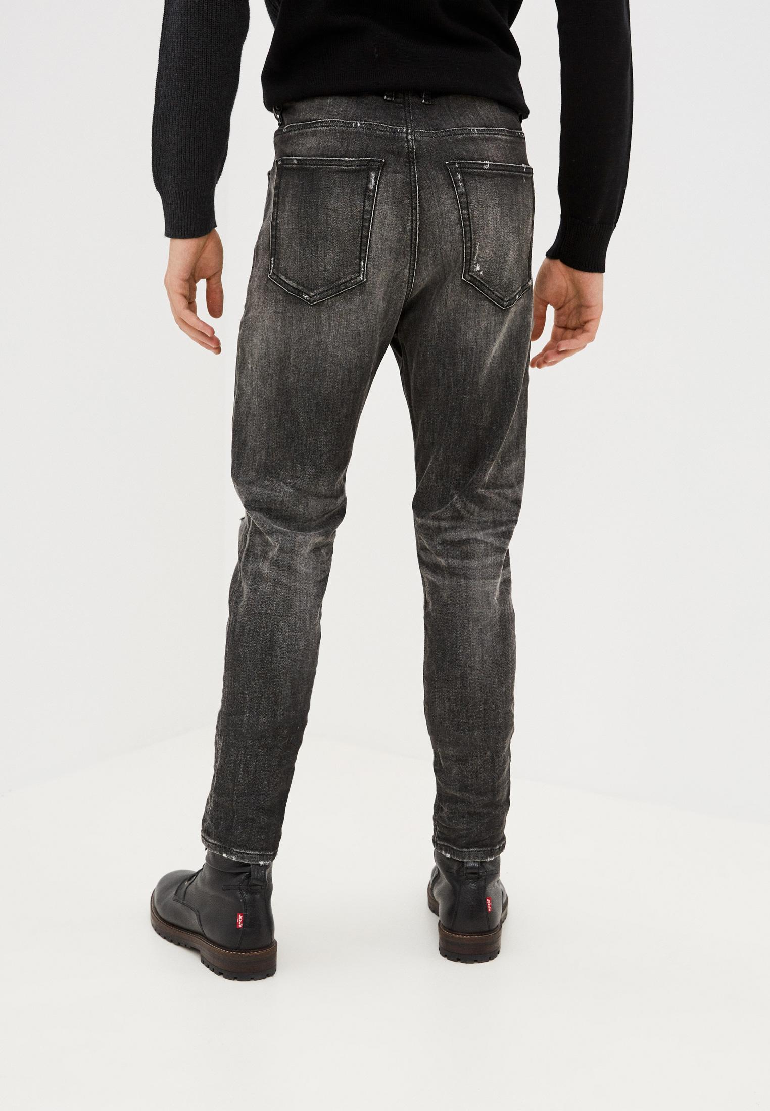 Мужские зауженные джинсы Diesel (Дизель) 00SSTD0077S: изображение 3