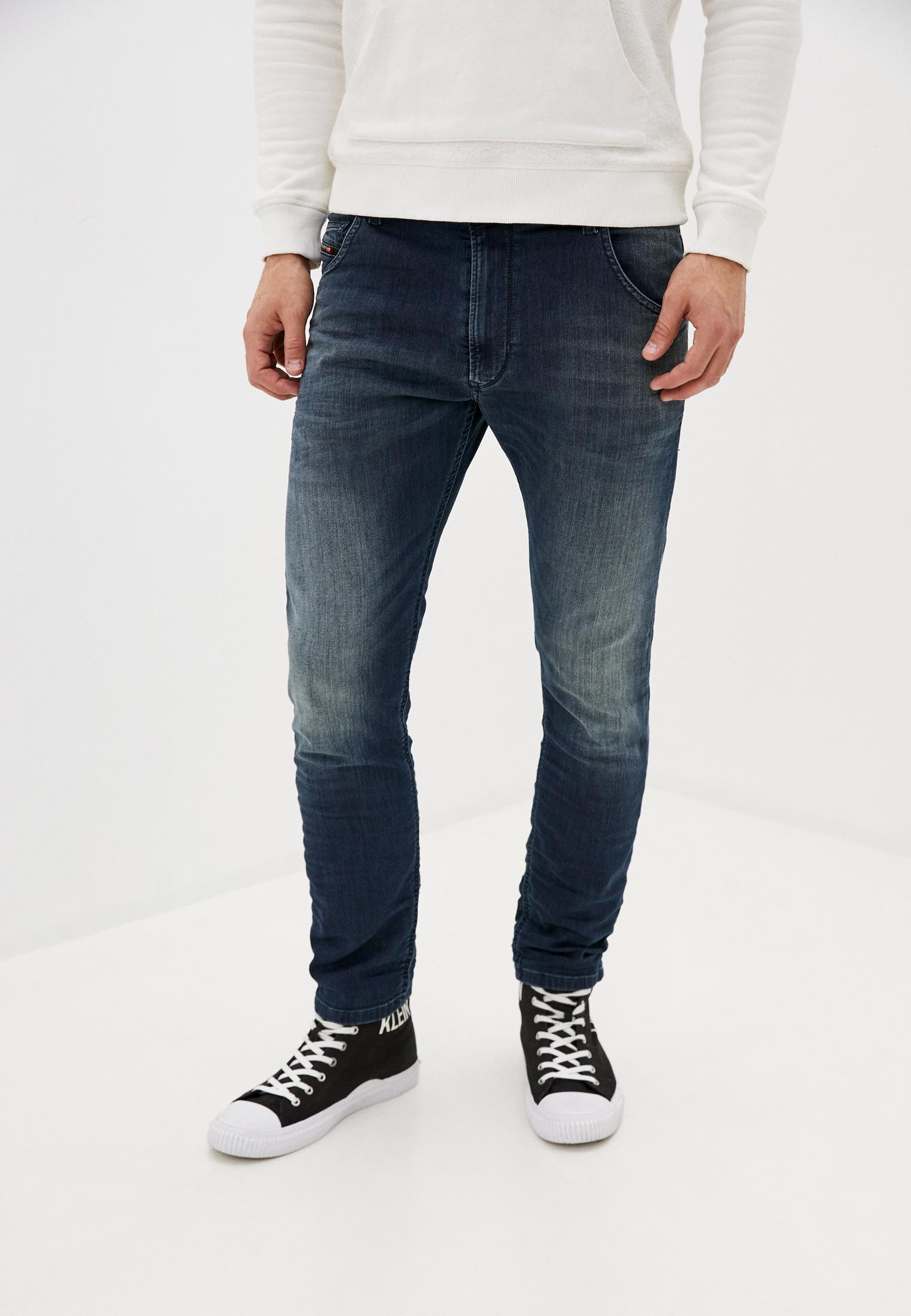 Мужские прямые джинсы Diesel (Дизель) 00SU3F069HH