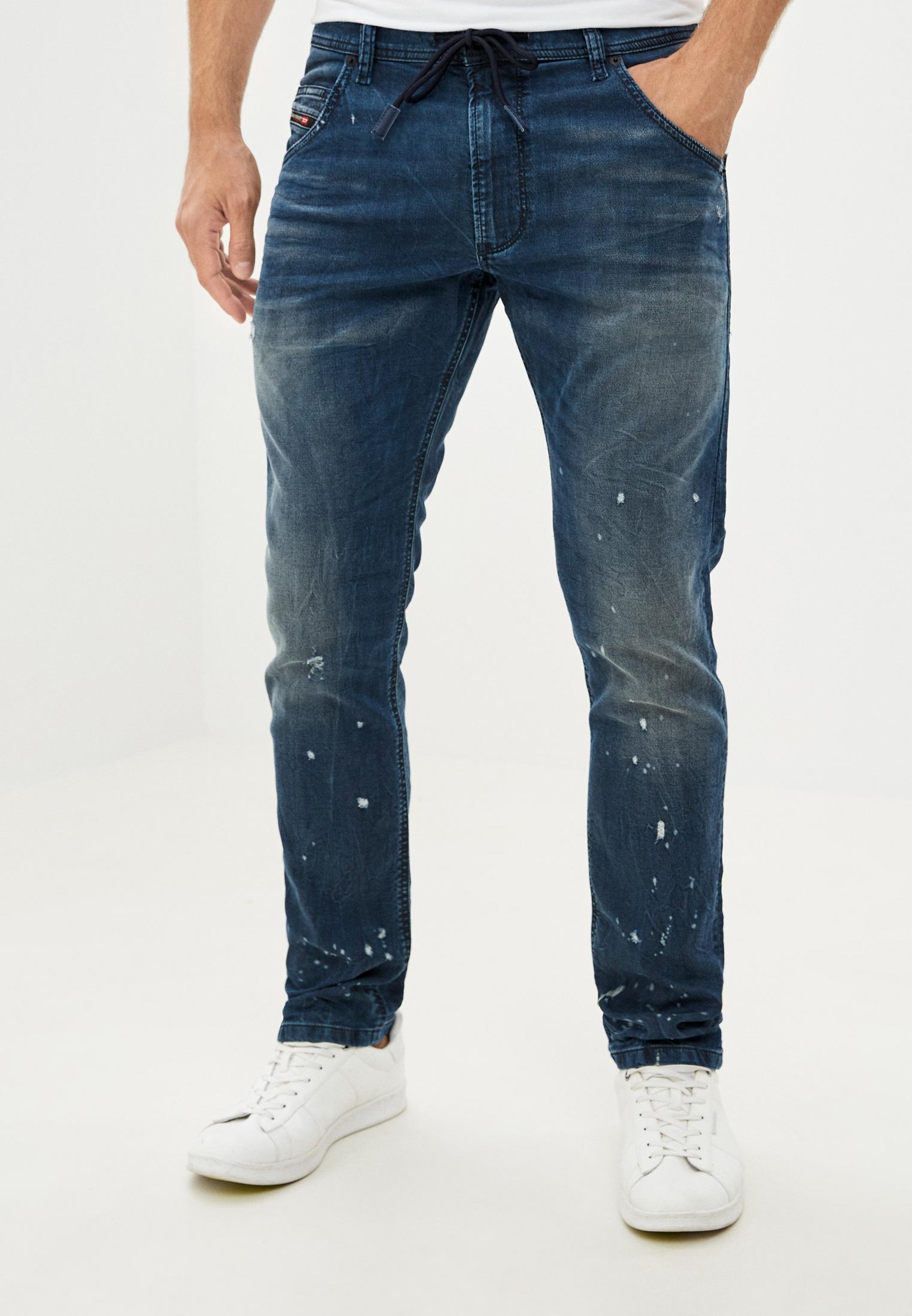 Мужские прямые джинсы Diesel (Дизель) 00SU3F083AS