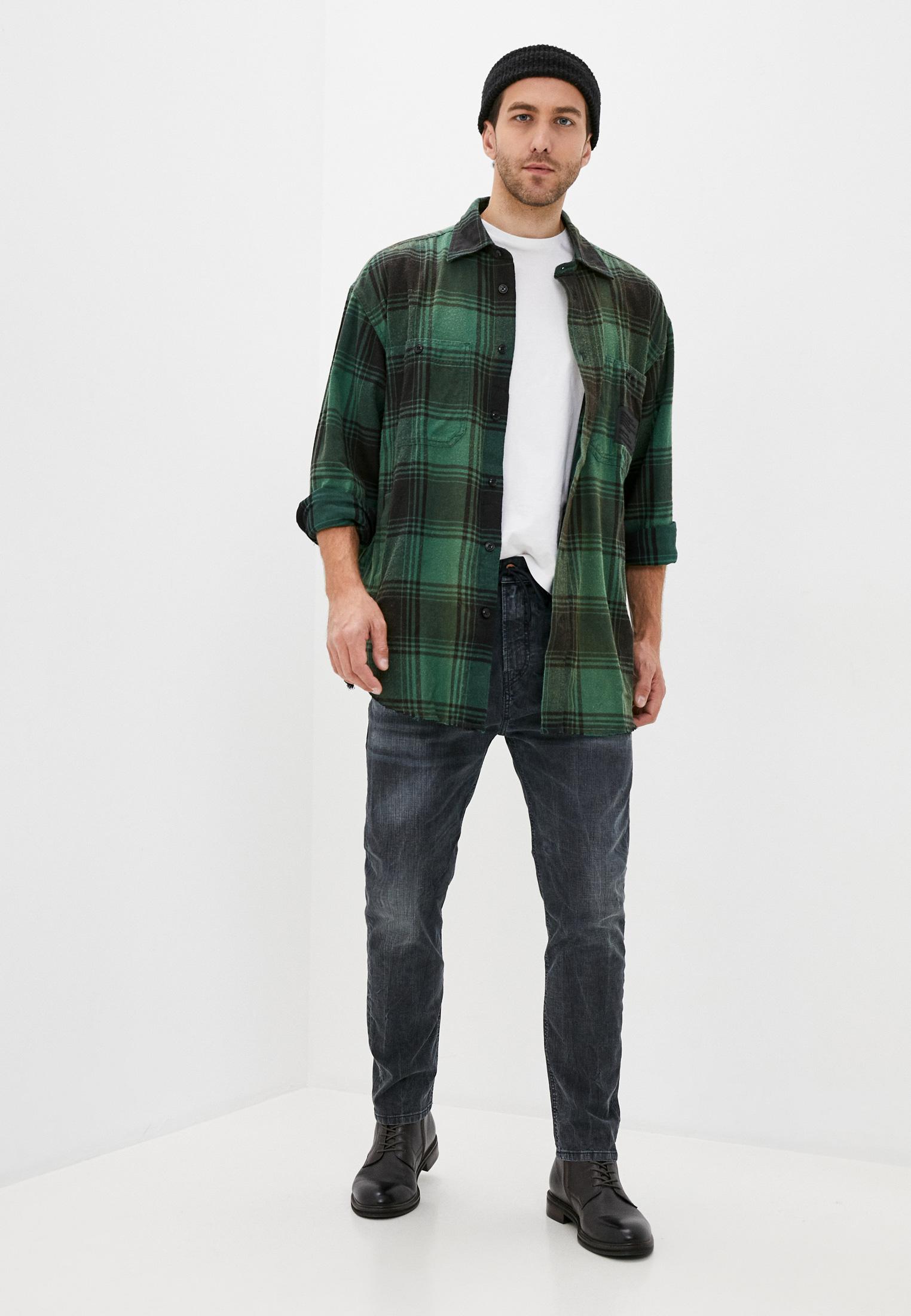 Мужские зауженные джинсы Diesel (Дизель) 00SY8W0090H: изображение 2