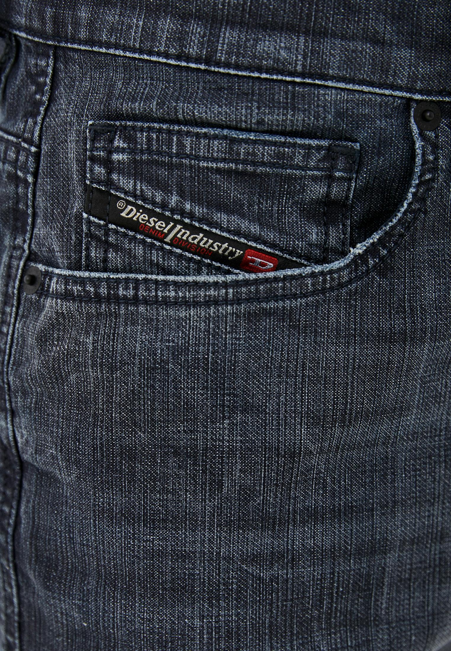 Мужские зауженные джинсы Diesel (Дизель) 00SY8W0090H: изображение 4