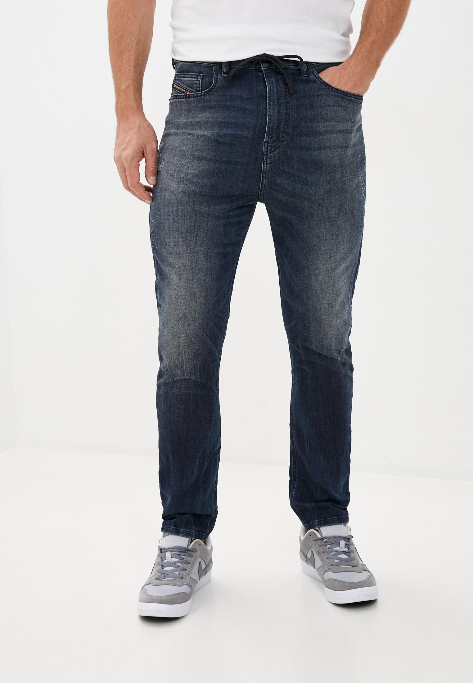 Мужские зауженные джинсы Diesel (Дизель) 00SY8W069HV
