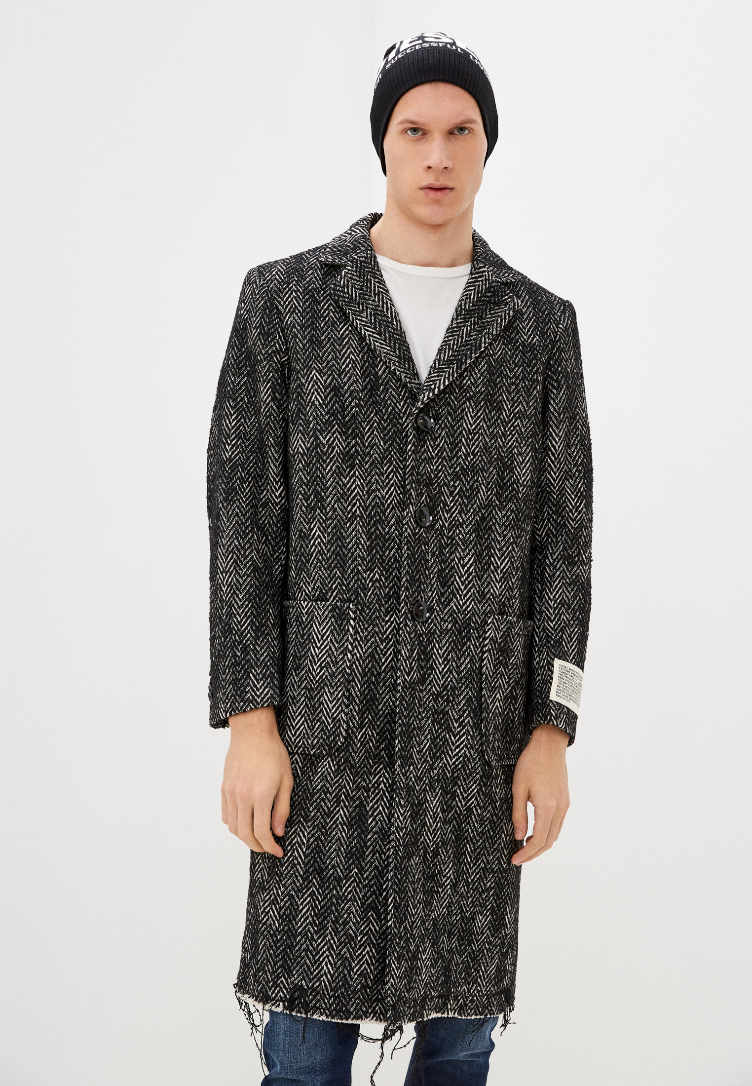 Мужские пальто Diesel (Дизель) 00SKEH0AATZ