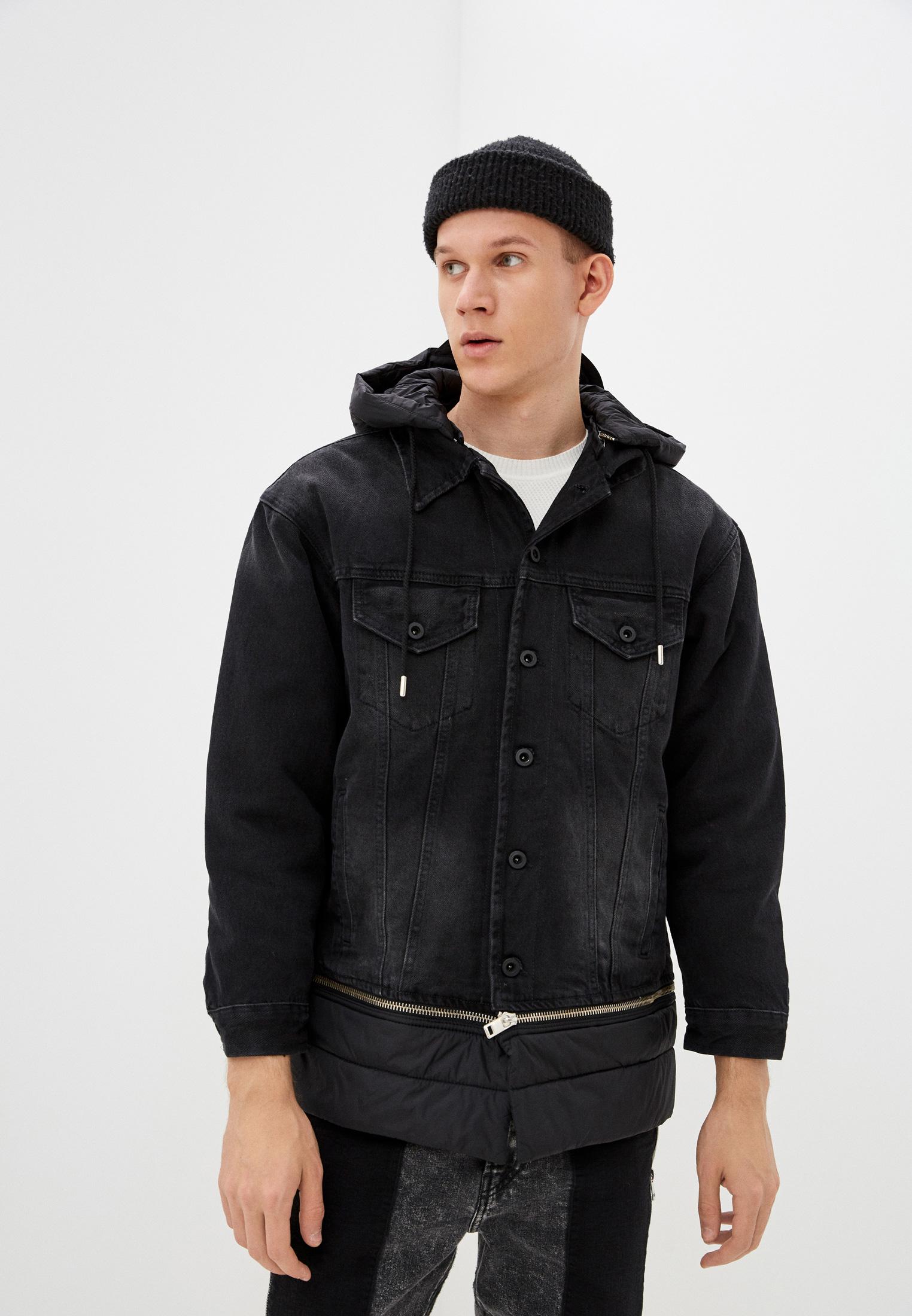 Джинсовая куртка Diesel (Дизель) 00SY7V0QAXI