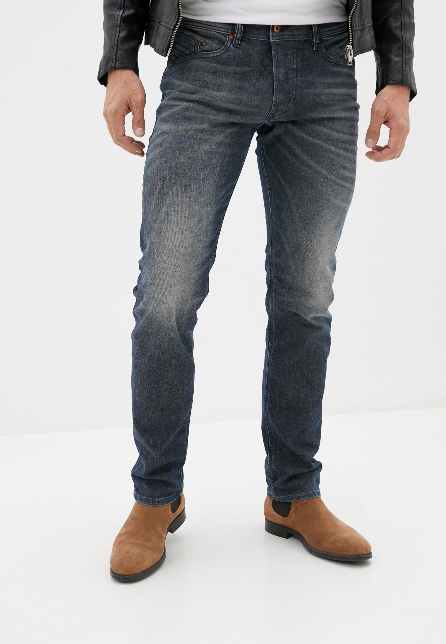 Мужские зауженные джинсы Diesel (Дизель) 00S4IP084ZU