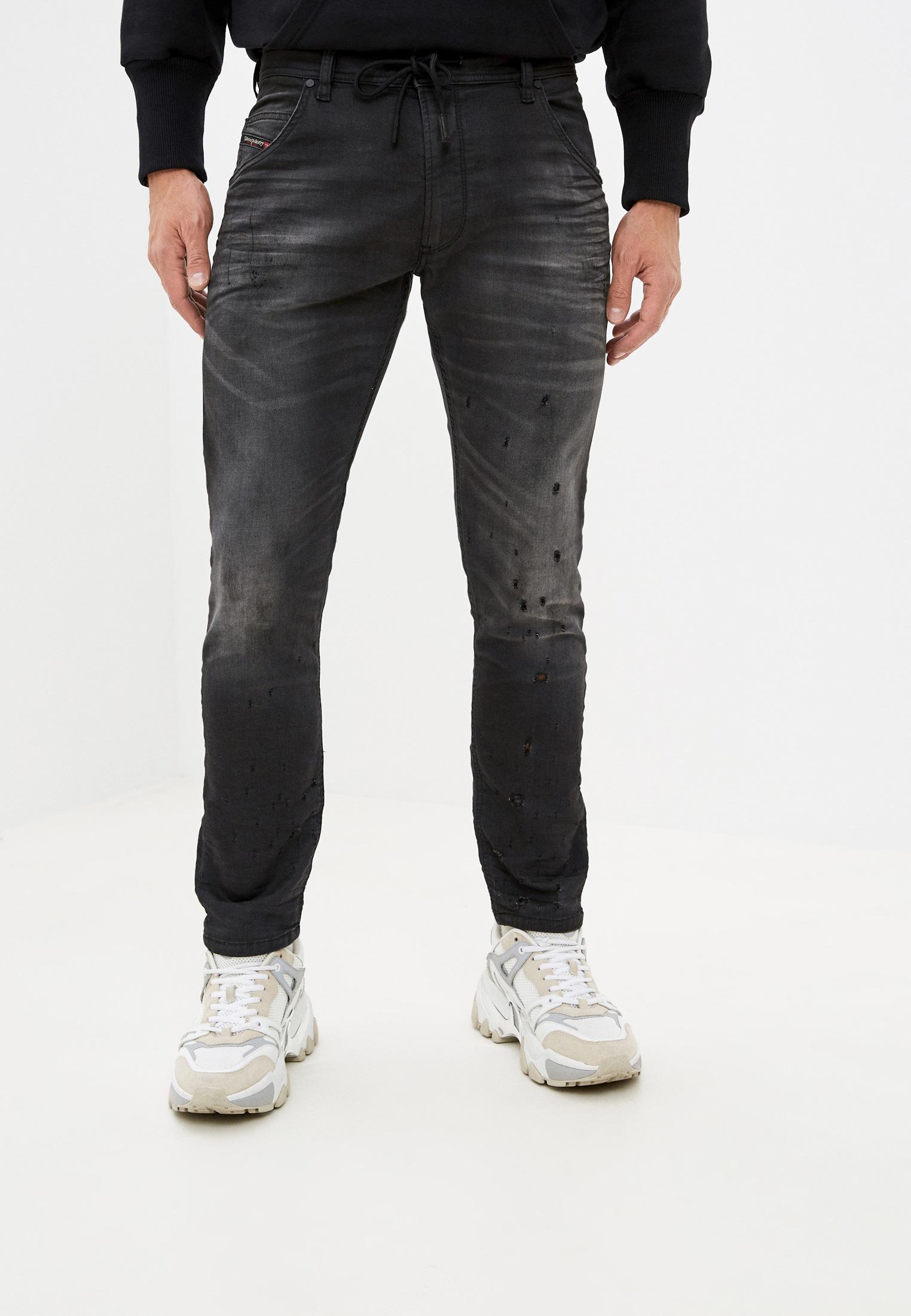 Мужские зауженные джинсы Diesel (Дизель) 00SU3F069GN