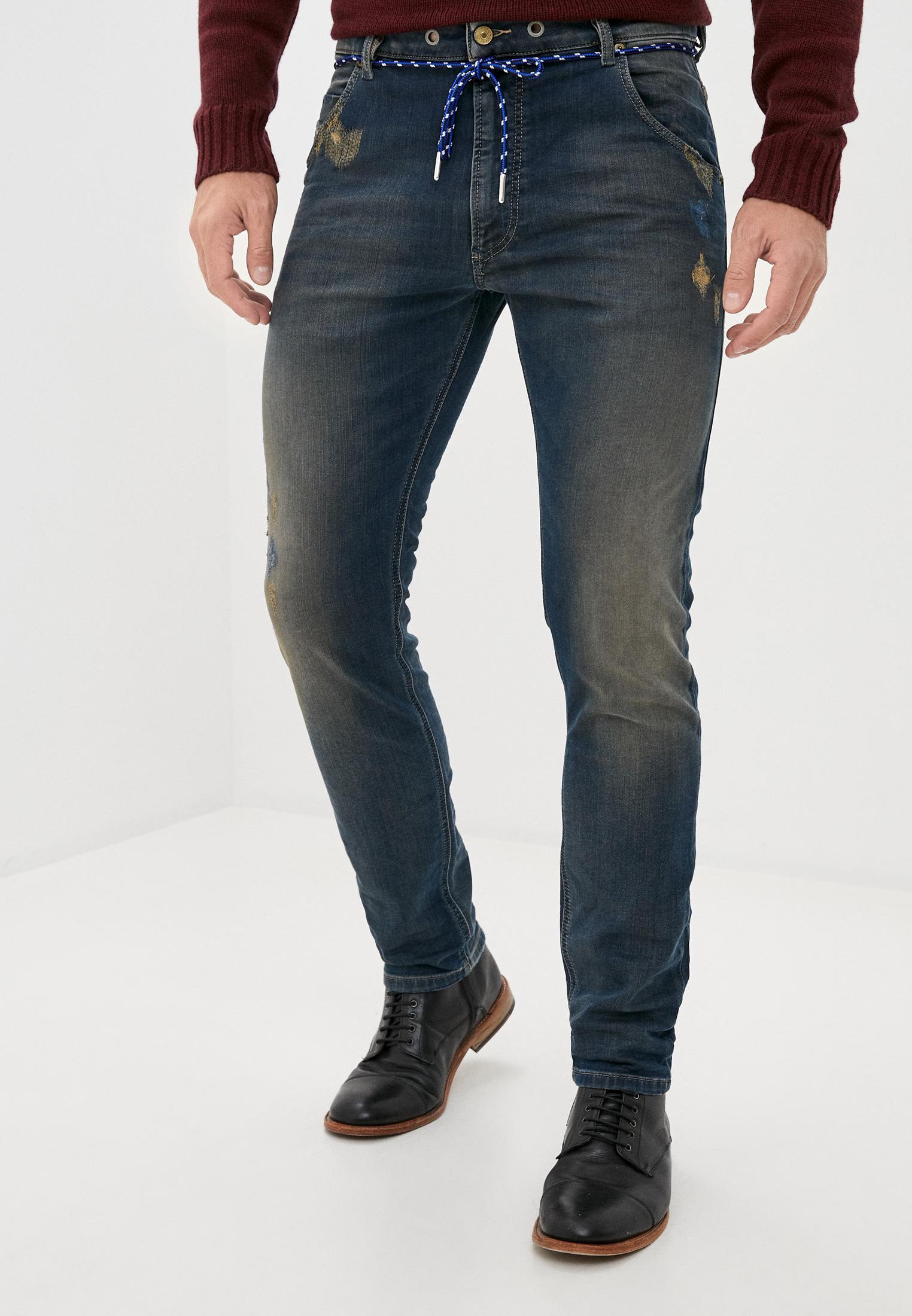 Мужские зауженные джинсы Diesel (Дизель) 00S2IK0870Z