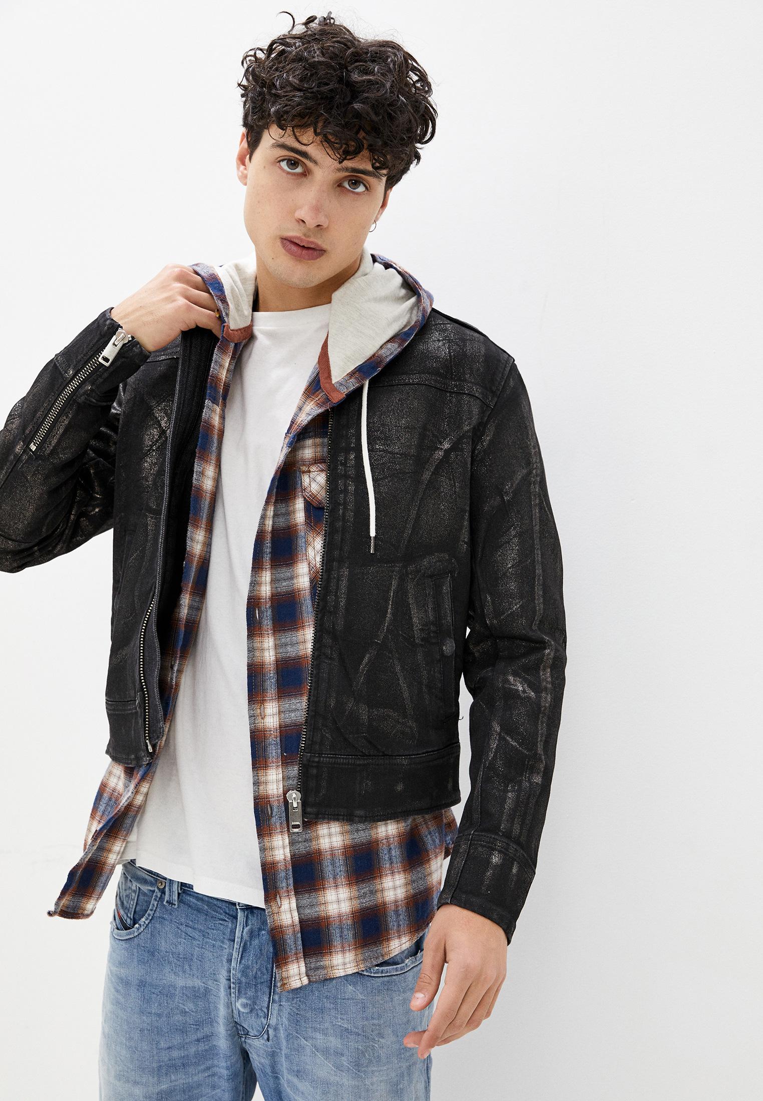 Джинсовая куртка Diesel (Дизель) 00S0EQ0092W