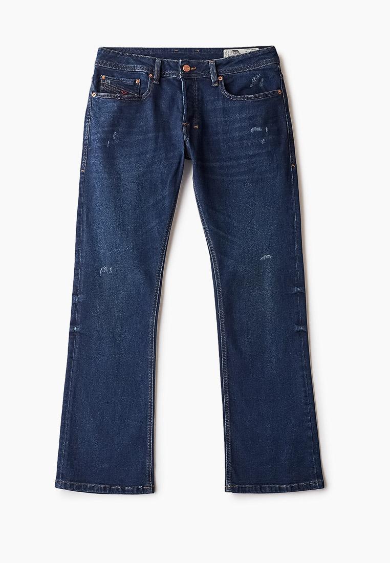 Мужские прямые джинсы Diesel (Дизель) 00ADS3RB004