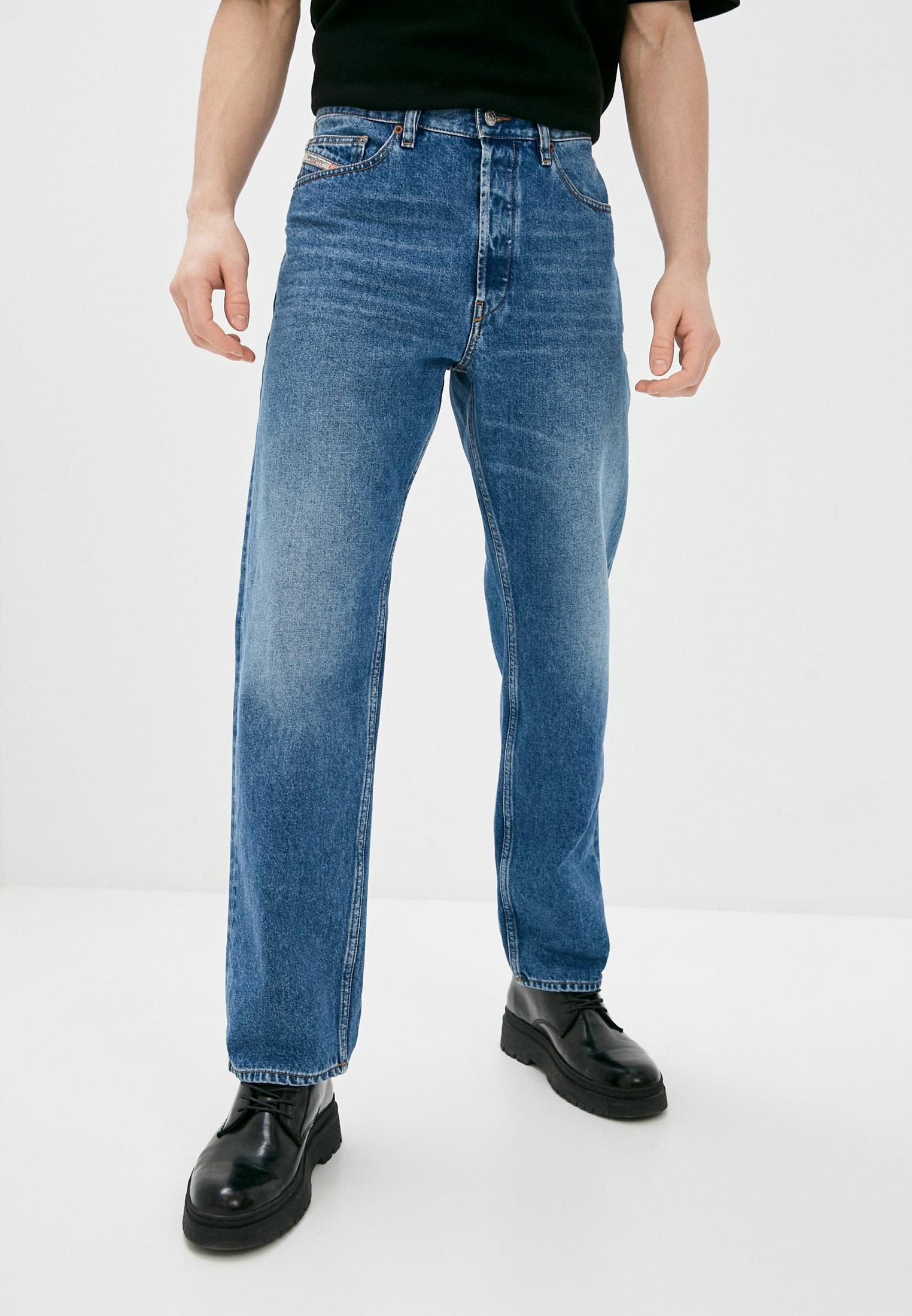 Мужские прямые джинсы Diesel (Дизель) 00S5WB009MG