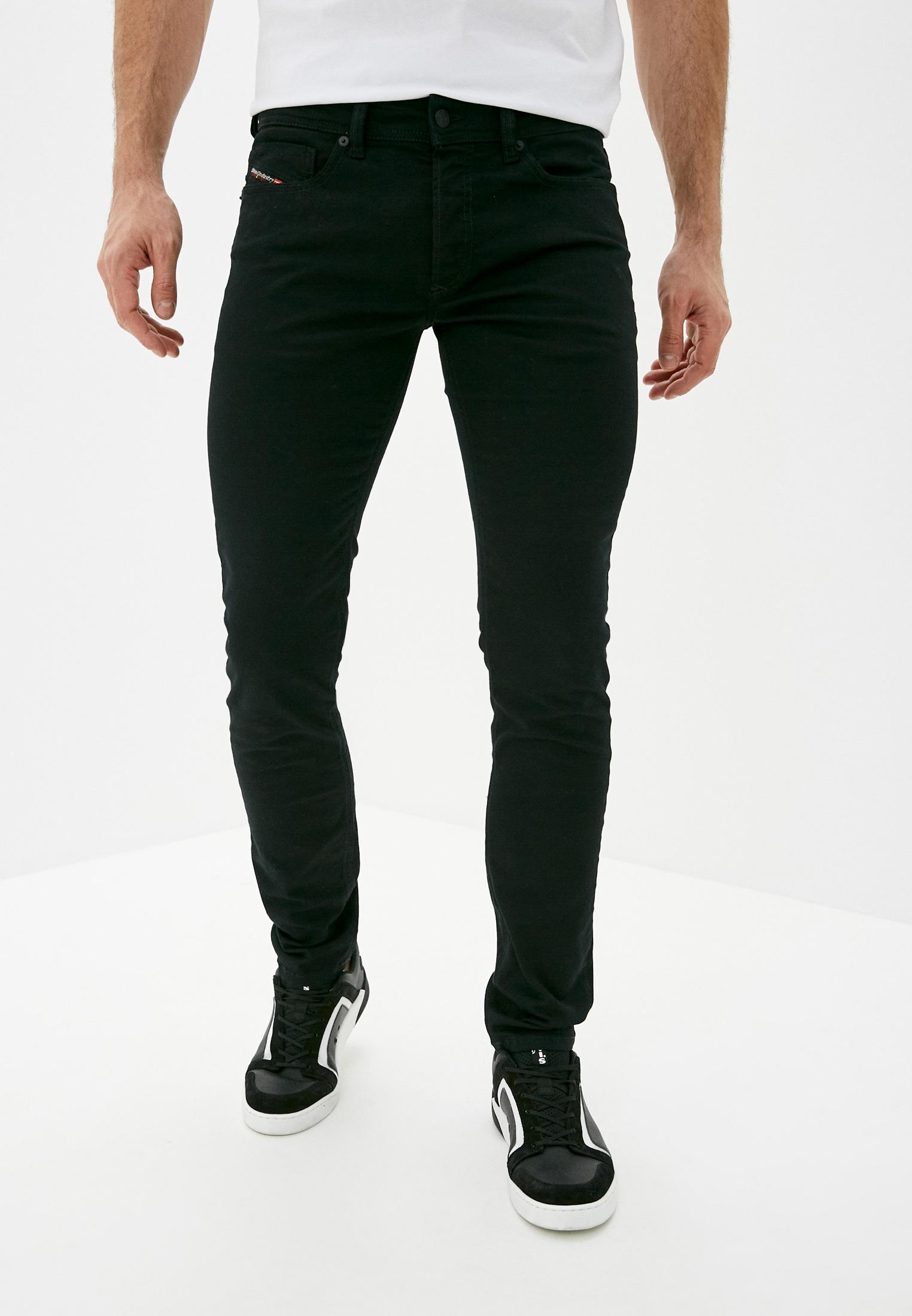 Зауженные джинсы Diesel (Дизель) 00SWJF069EI