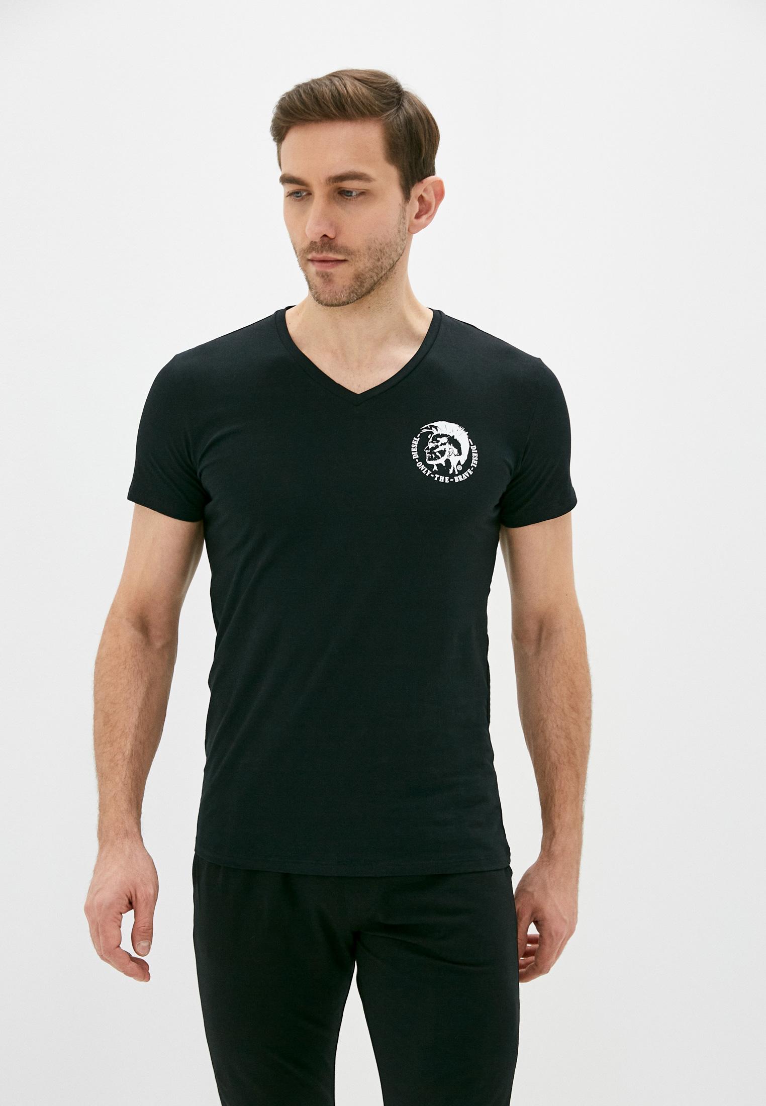 Мужская футболка Diesel (Дизель) 00SHGU0TANL