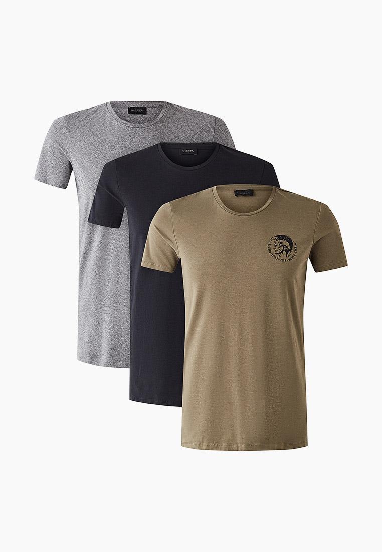 Домашняя футболка Diesel (Дизель) 00SJ5L0TANL