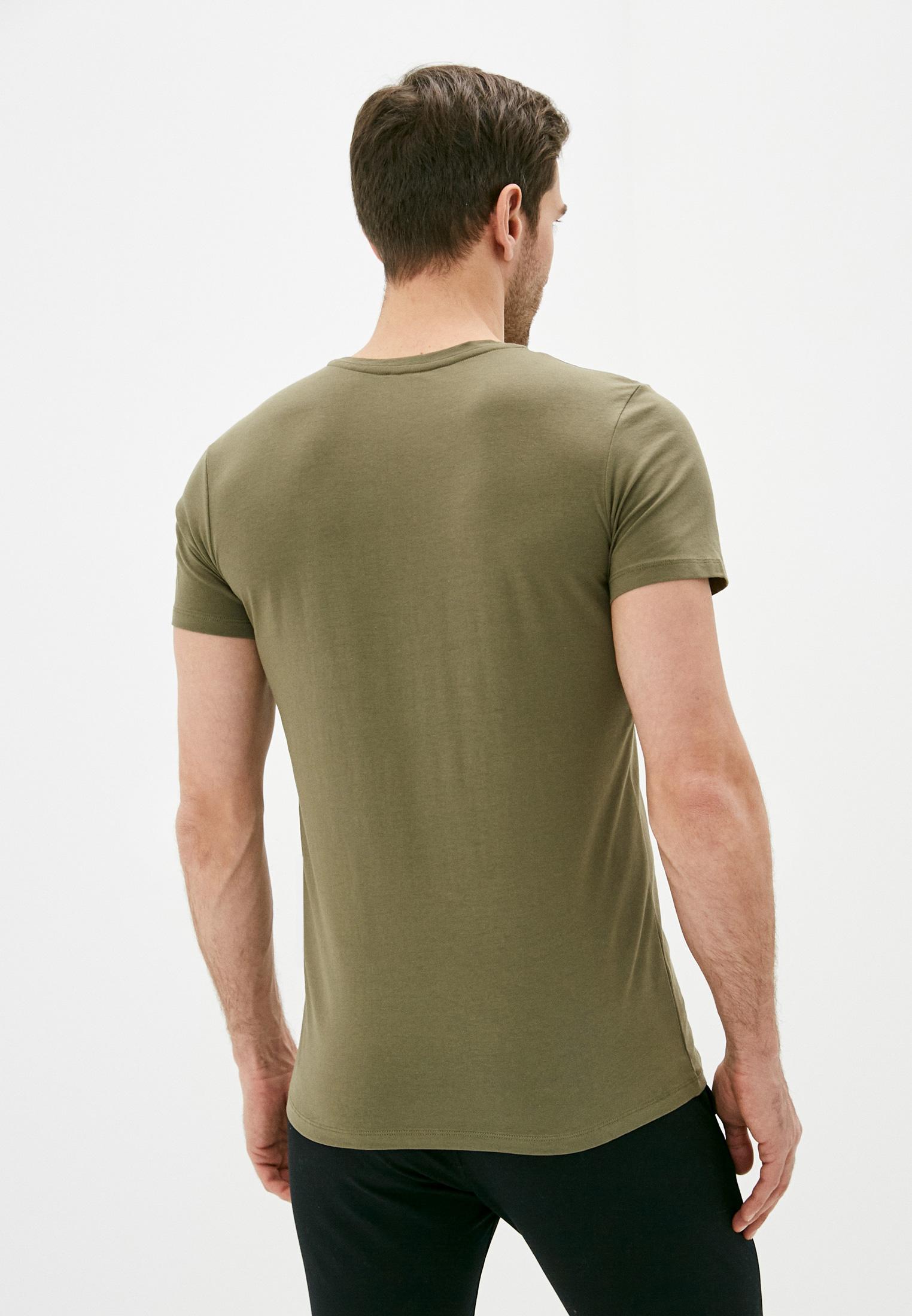 Домашняя футболка Diesel (Дизель) 00SJ5L0TANL: изображение 3