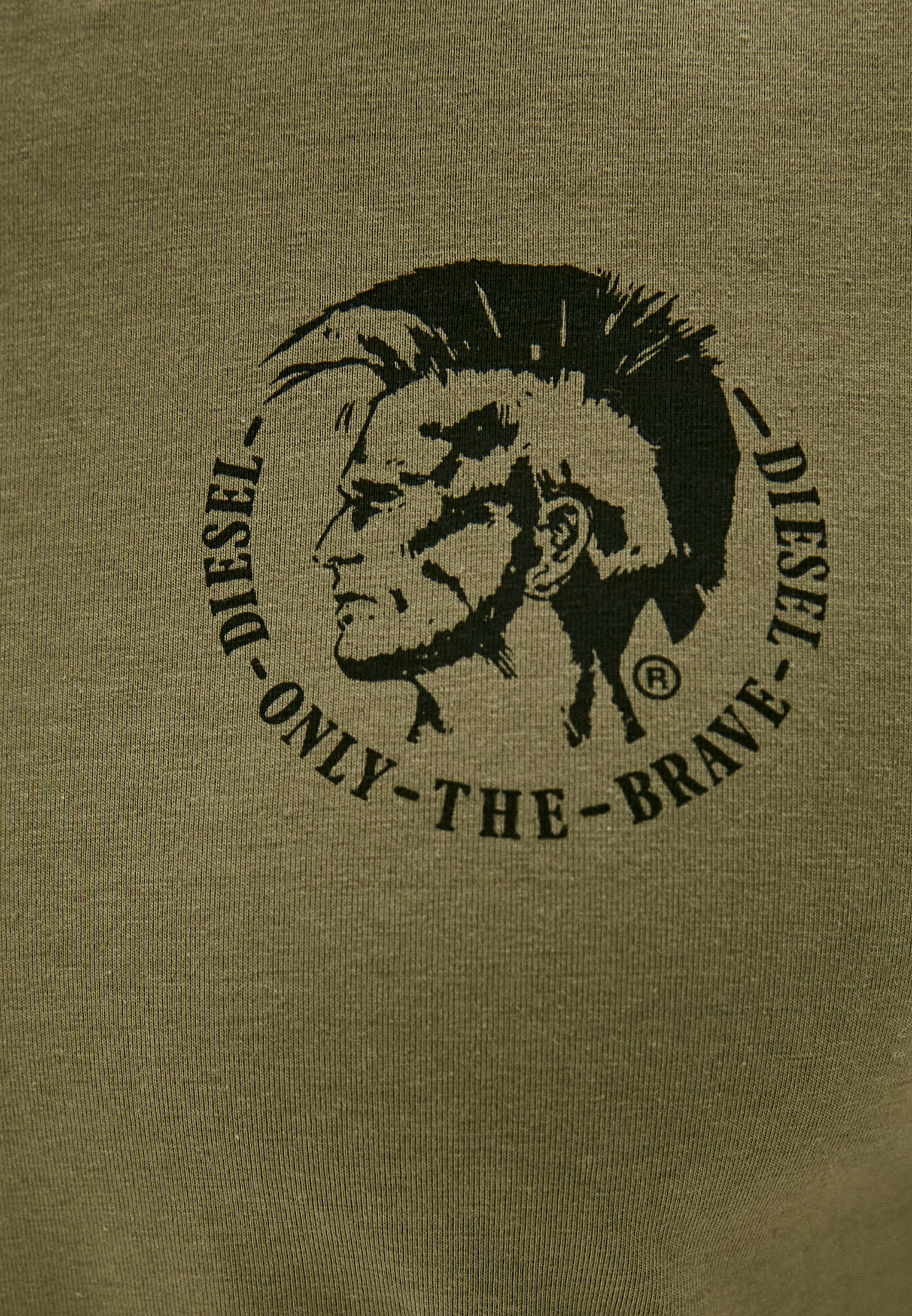 Домашняя футболка Diesel (Дизель) 00SJ5L0TANL: изображение 4