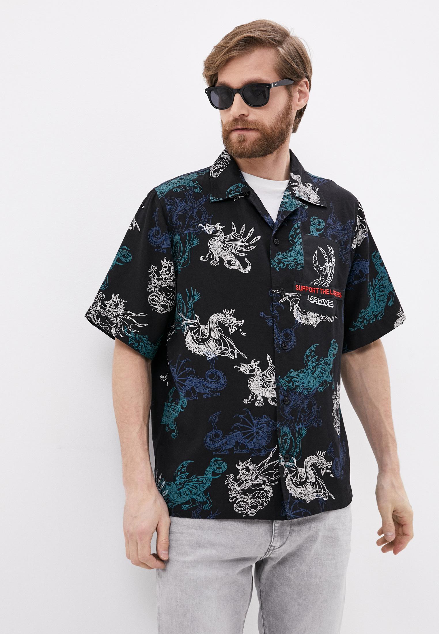 Рубашка с длинным рукавом Diesel (Дизель) A015980GBAZ