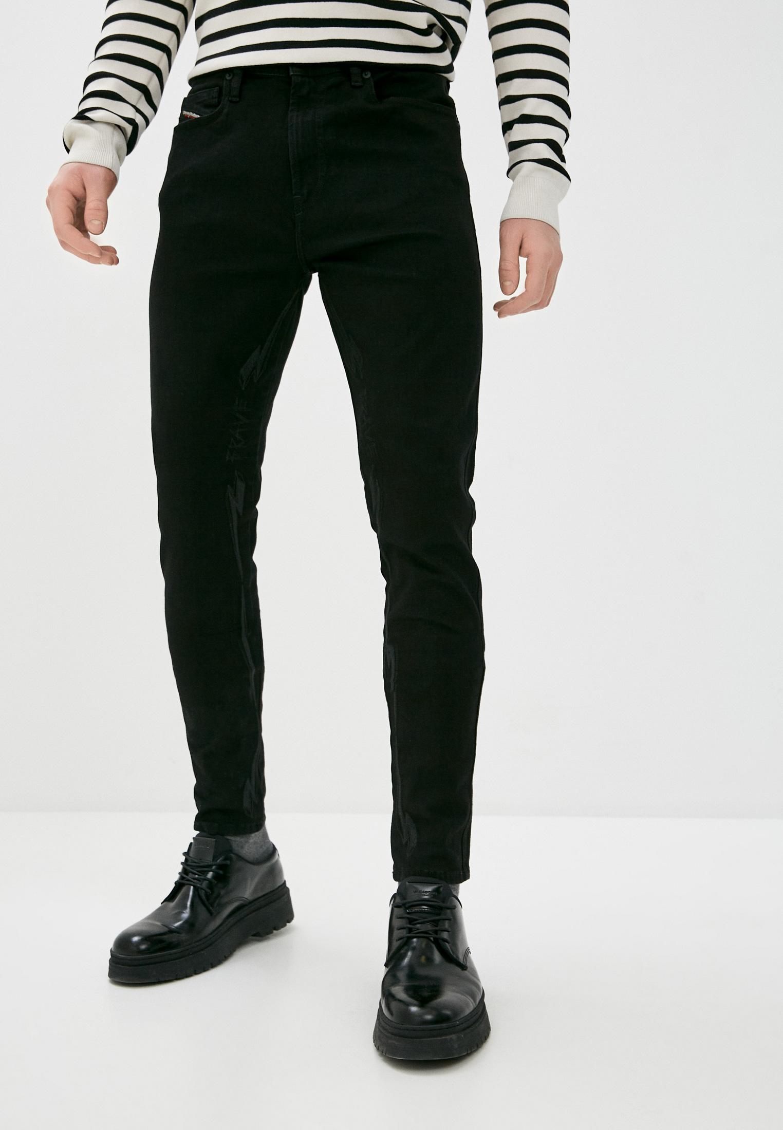Зауженные джинсы Diesel (Дизель) A02024069TI