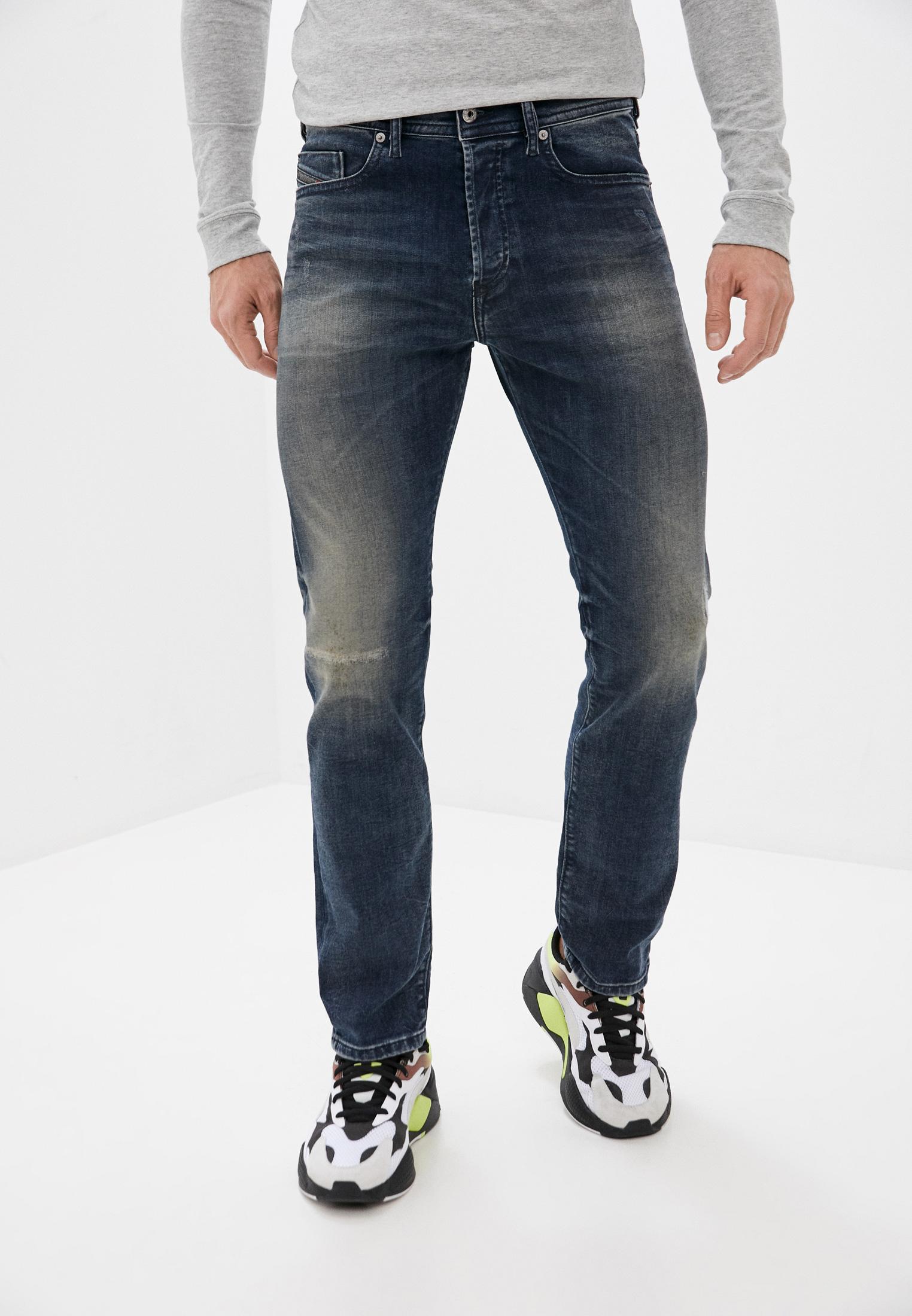 Мужские зауженные джинсы Diesel (Дизель) 00SDHAR78U6