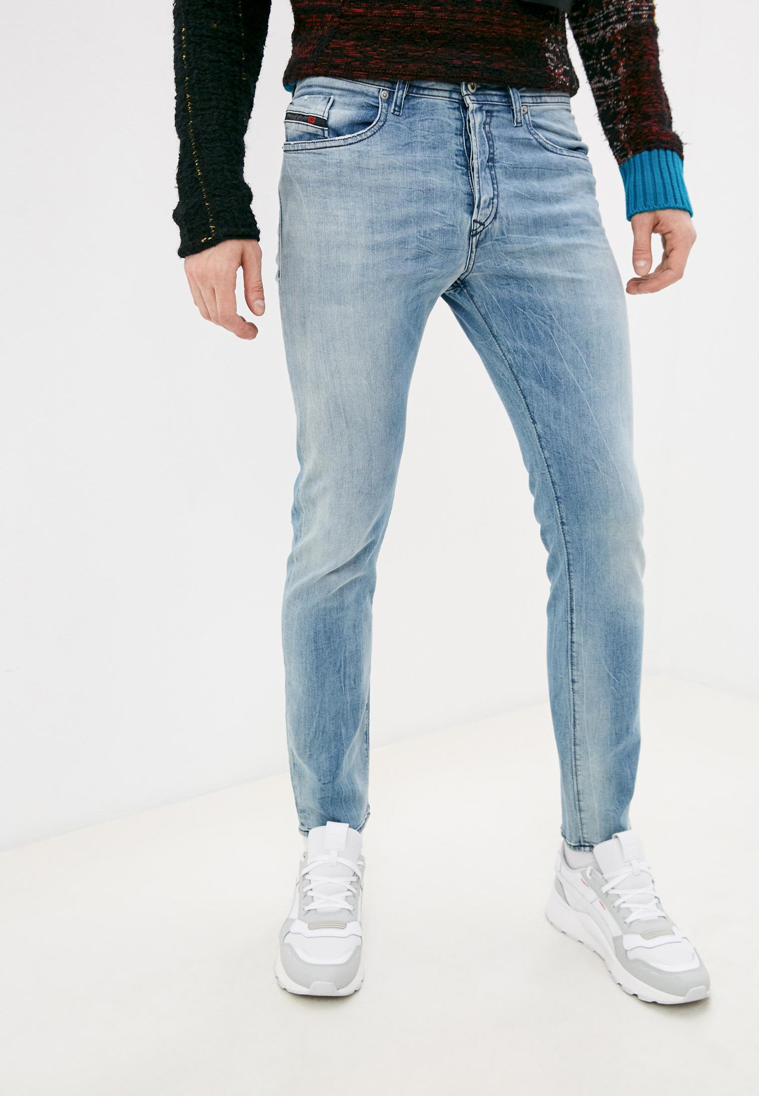 Мужские прямые джинсы Diesel (Дизель) 00SDHB081AL