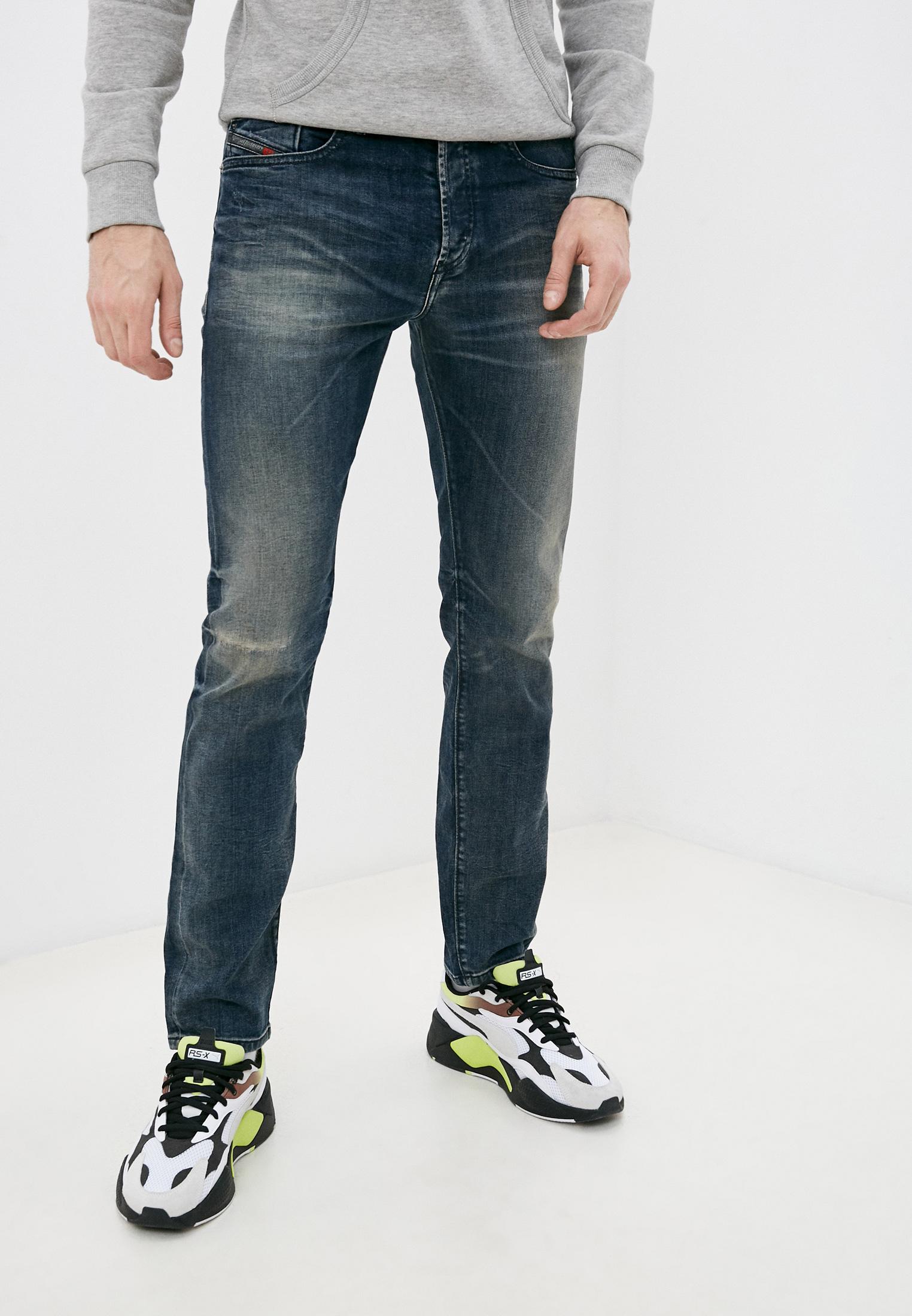 Мужские прямые джинсы Diesel (Дизель) 00SDHBR78U6