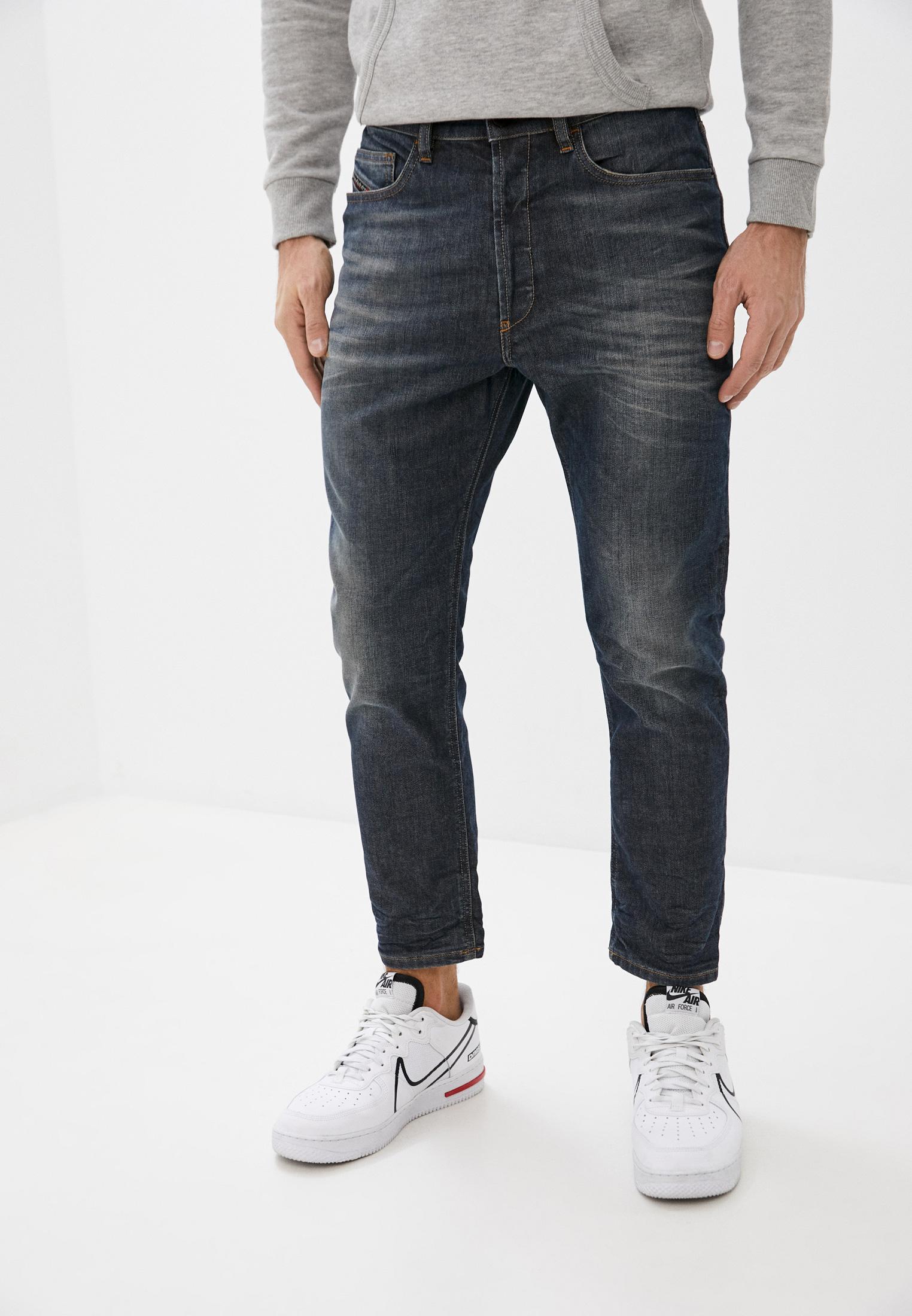 Мужские зауженные джинсы Diesel (Дизель) 00SQLX084ZU