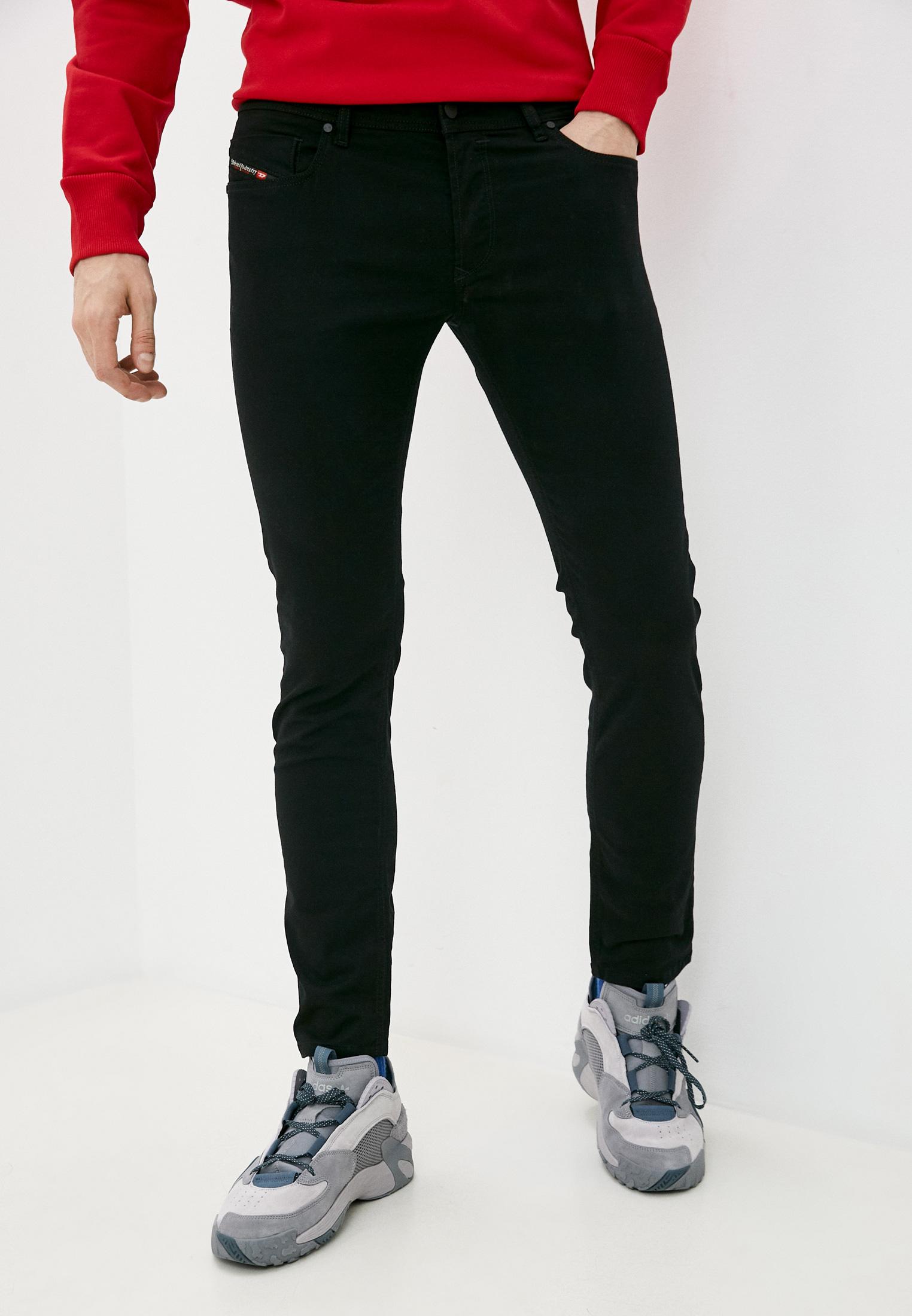 Мужские прямые джинсы Diesel (Дизель) 00S7VF069EI