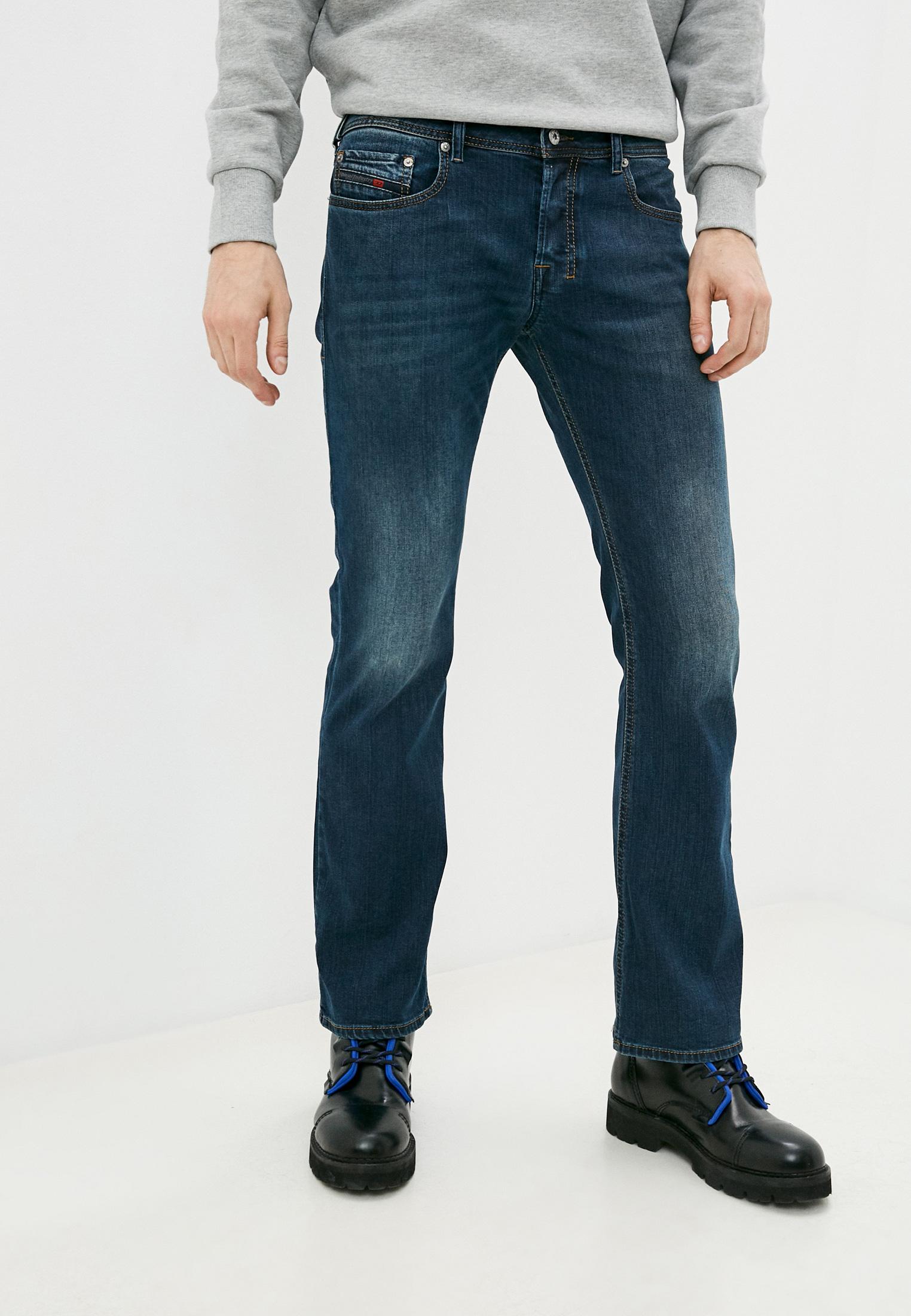 Мужские прямые джинсы Diesel (Дизель) 00ADS3084BU