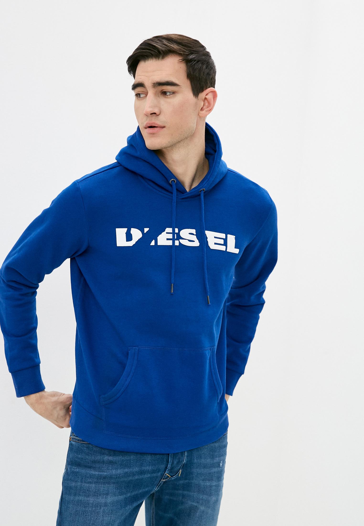 Мужские худи Diesel (Дизель) 00STS4RWAPO