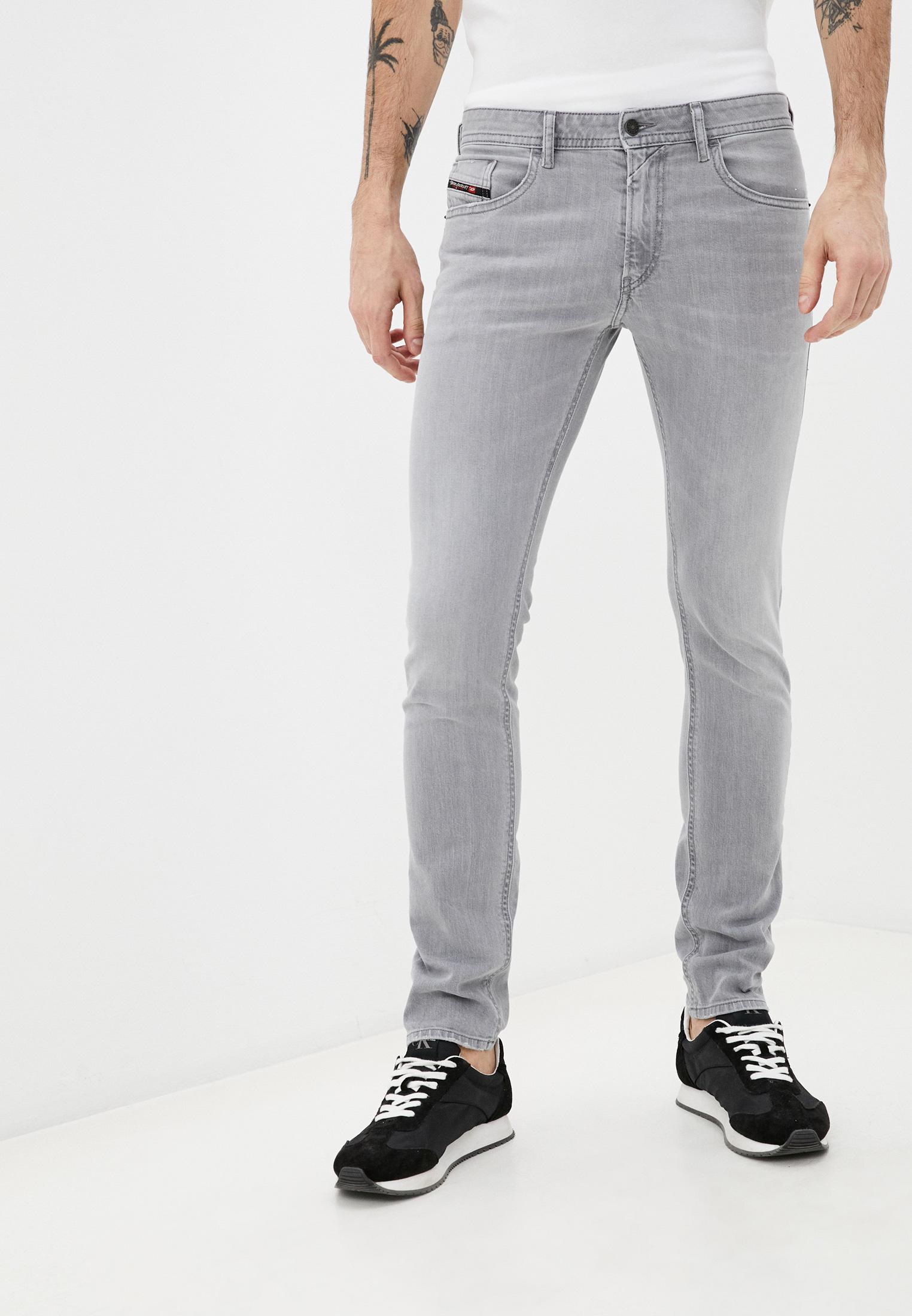 Мужские зауженные джинсы Diesel (Дизель) 00SXUF0890E