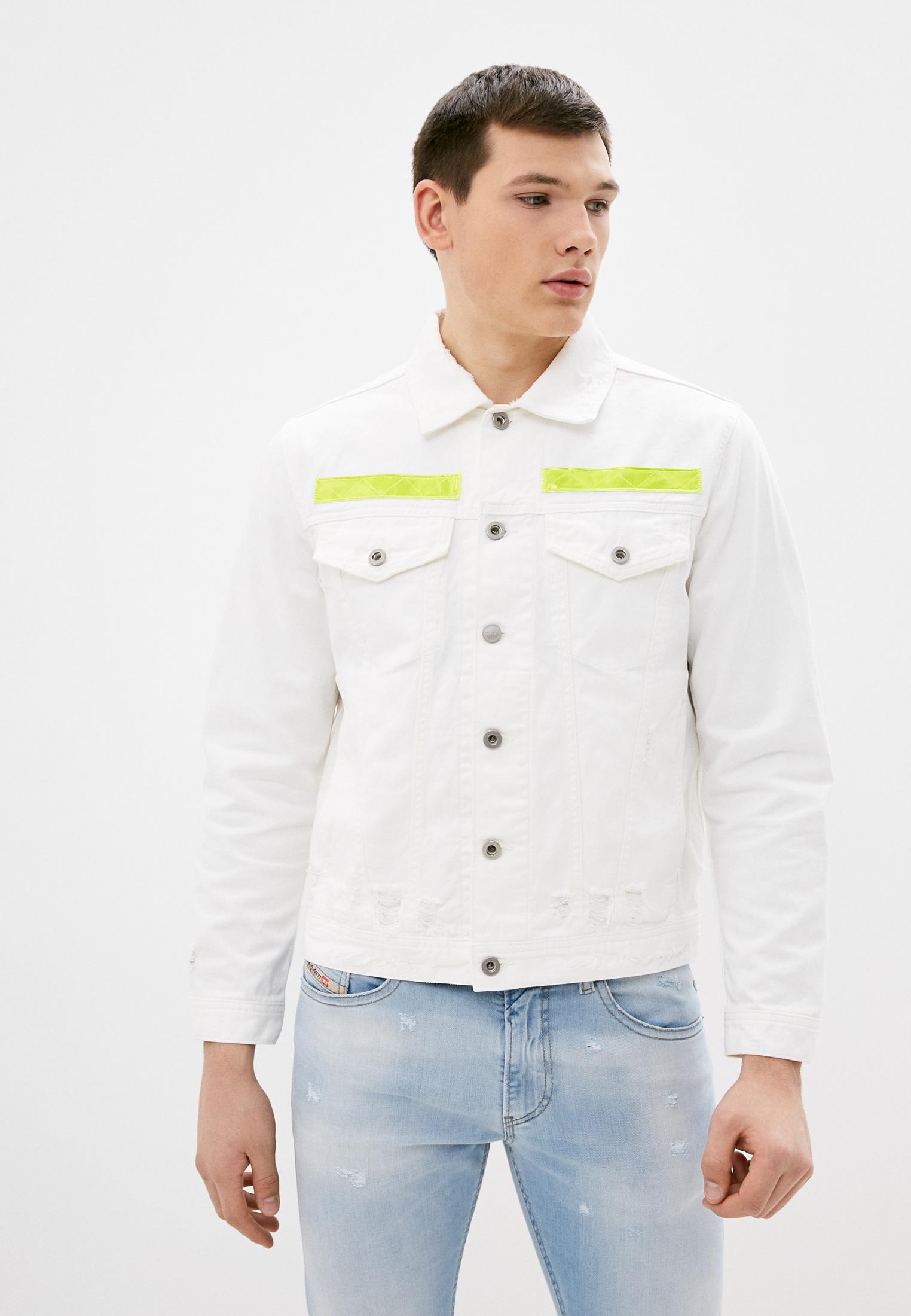 Джинсовая куртка Diesel (Дизель) 00S8U20IAUQ
