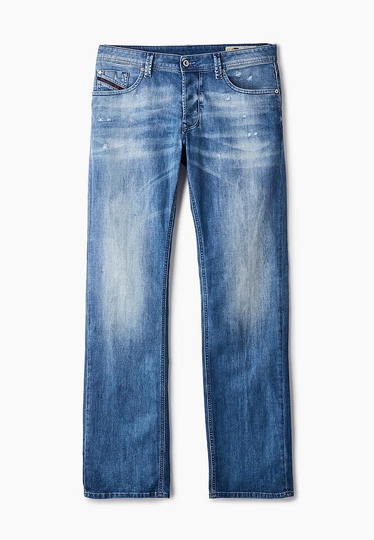 Мужские прямые джинсы Diesel (Дизель) 00ADNI081AS