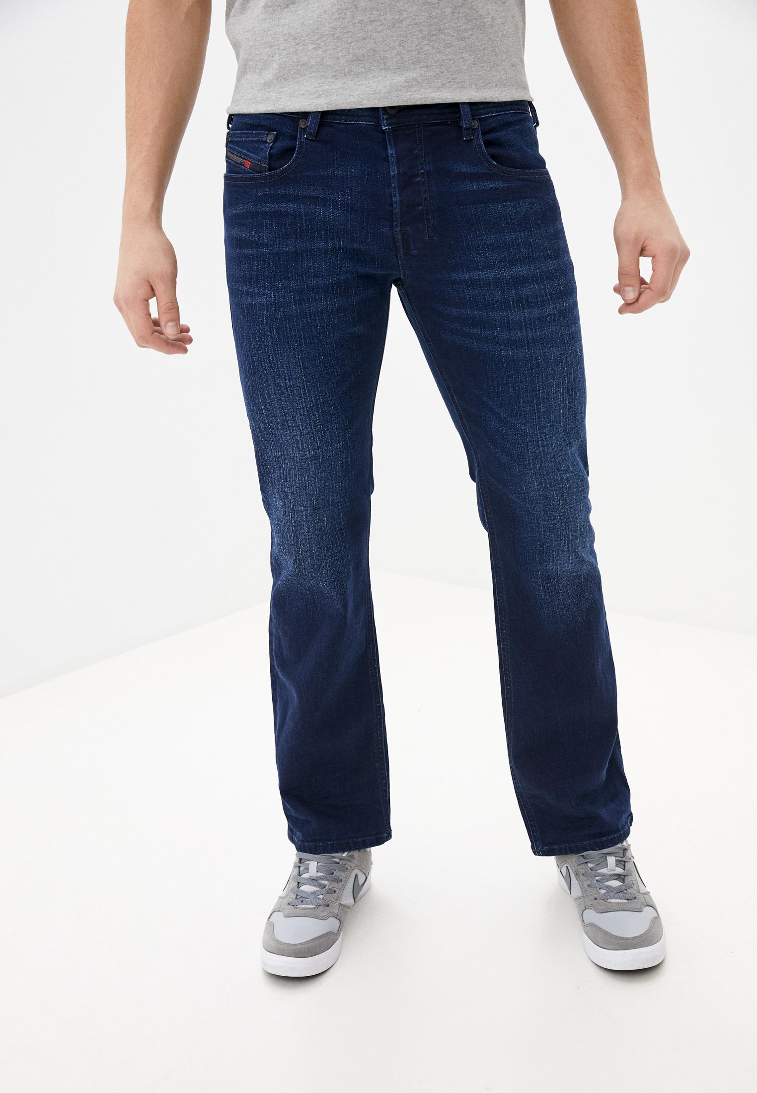 Мужские прямые джинсы Diesel (Дизель) 00ADS2084HJ