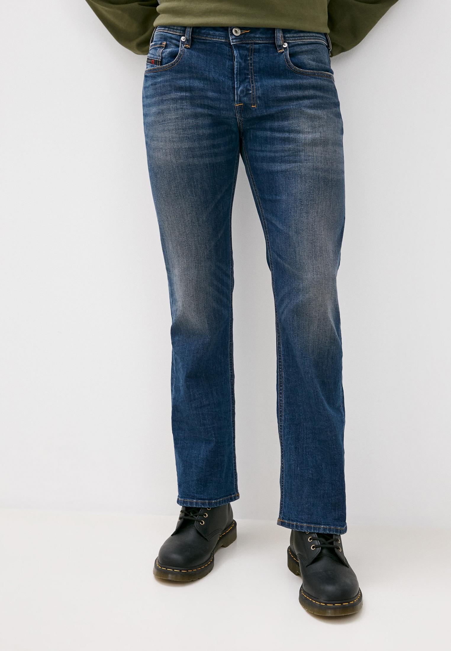 Мужские прямые джинсы Diesel (Дизель) 00ADS2087AW