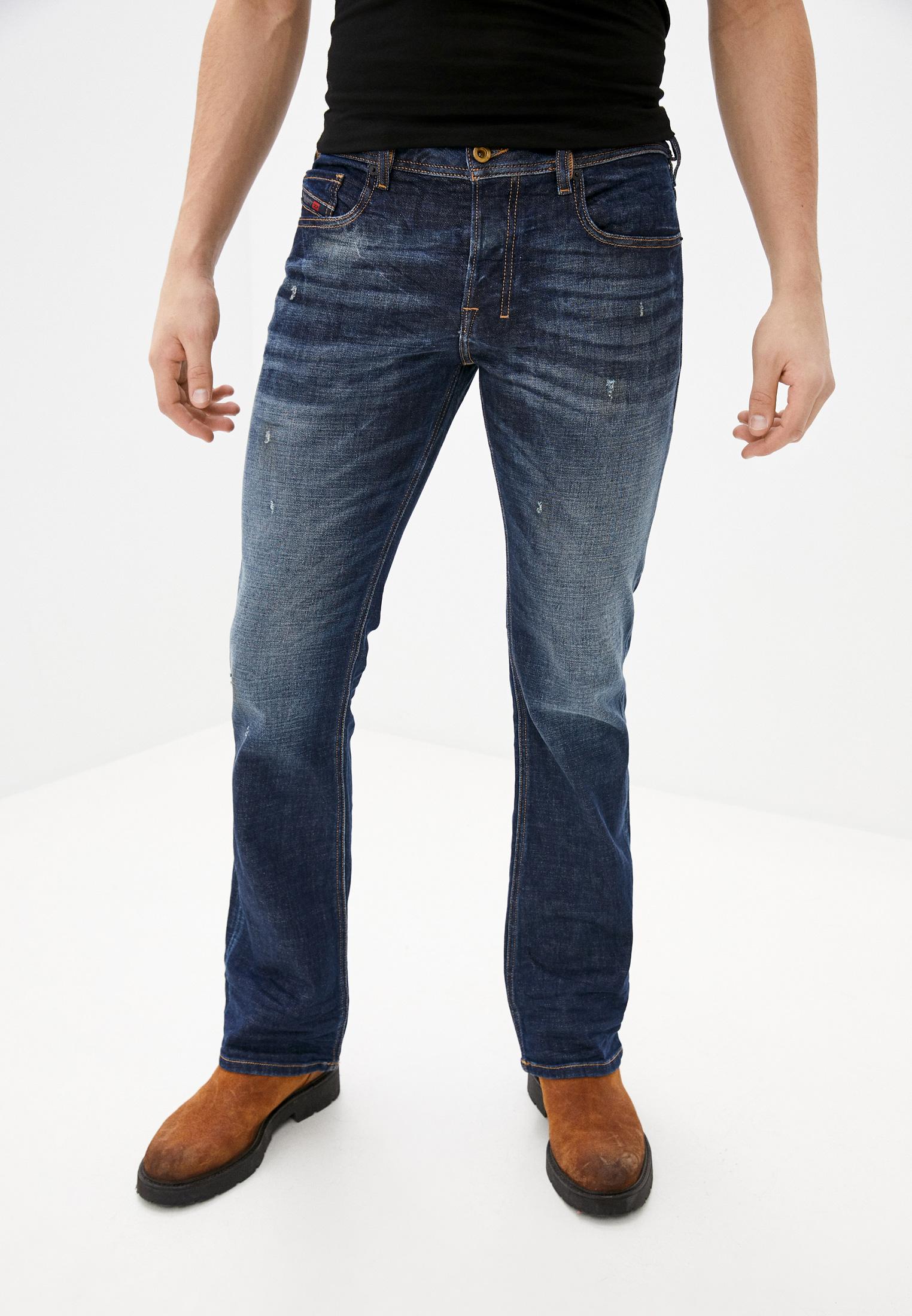 Мужские прямые джинсы Diesel (Дизель) 00ADS3087AT