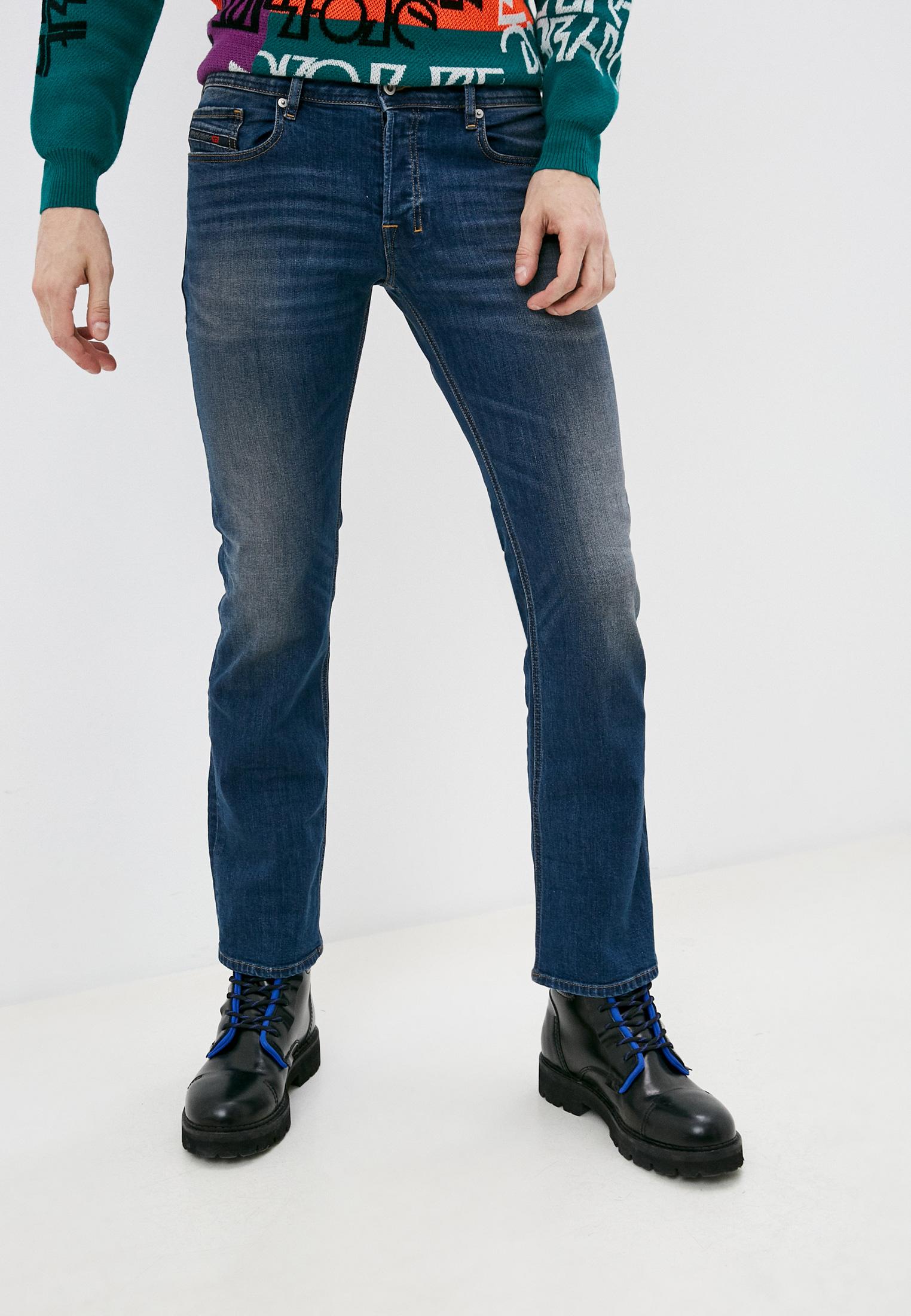 Мужские прямые джинсы Diesel (Дизель) 00ADS3087AW