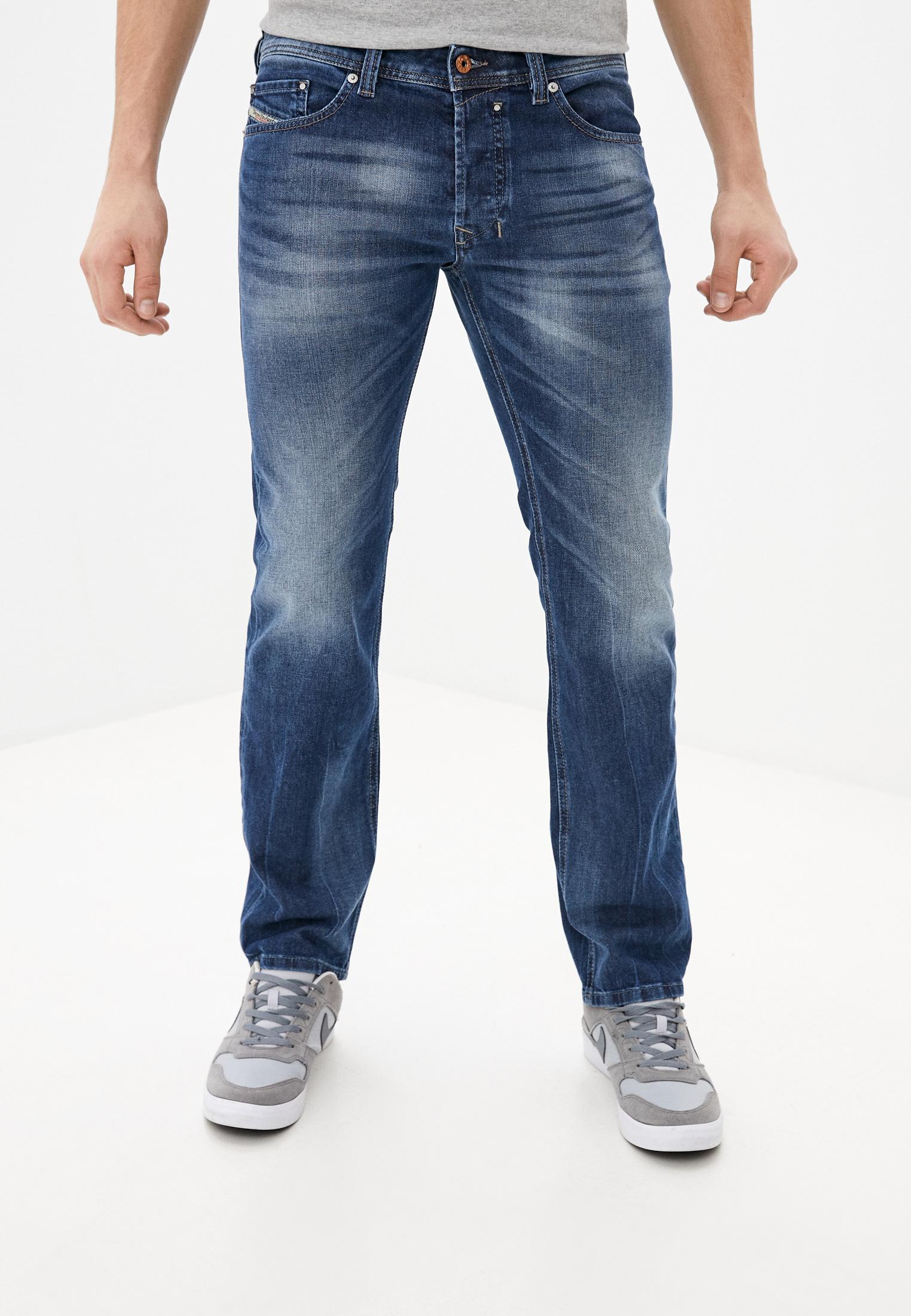 Мужские прямые джинсы Diesel (Дизель) 00C03F0848C