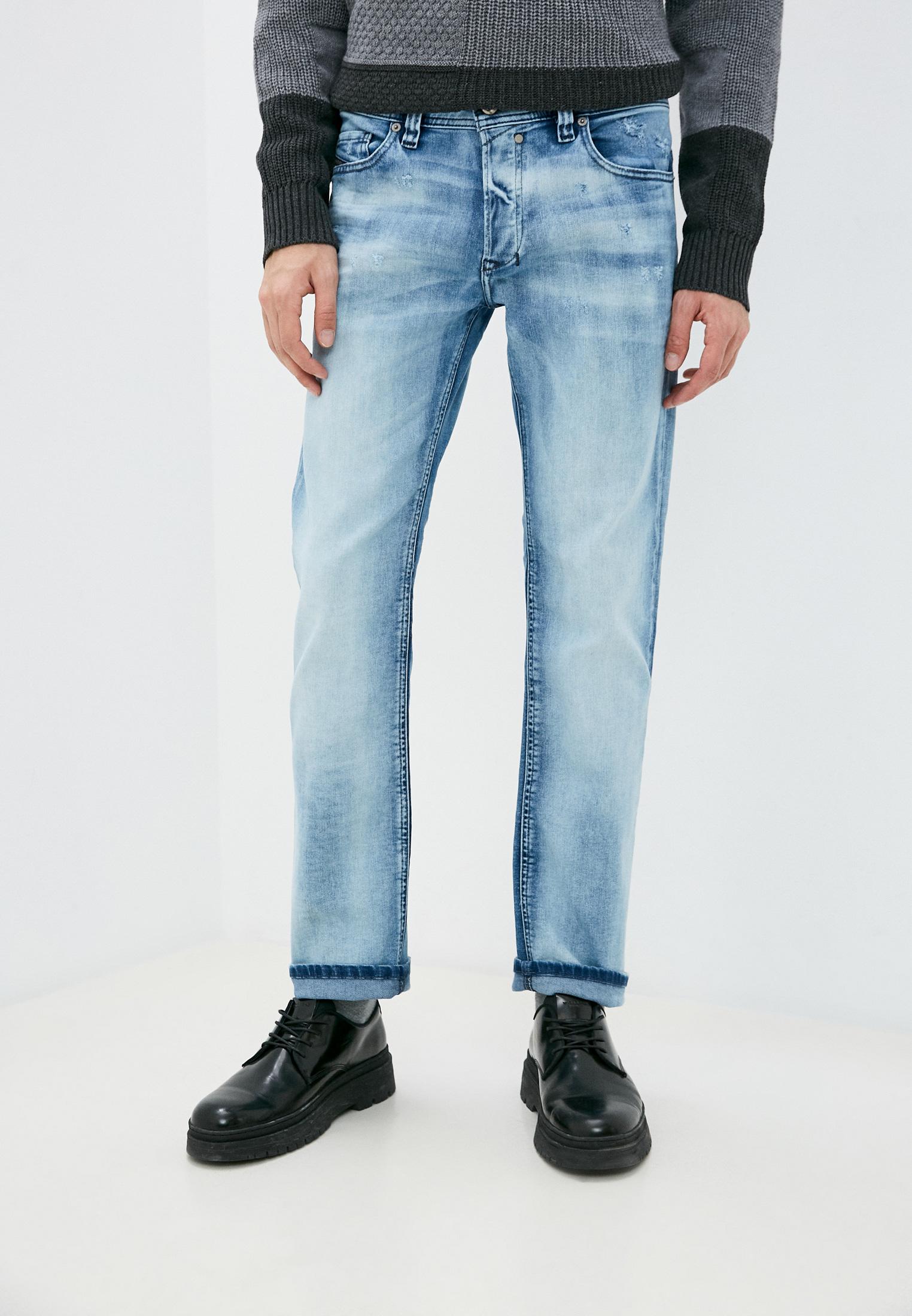 Мужские прямые джинсы Diesel (Дизель) 00C03FC81AS