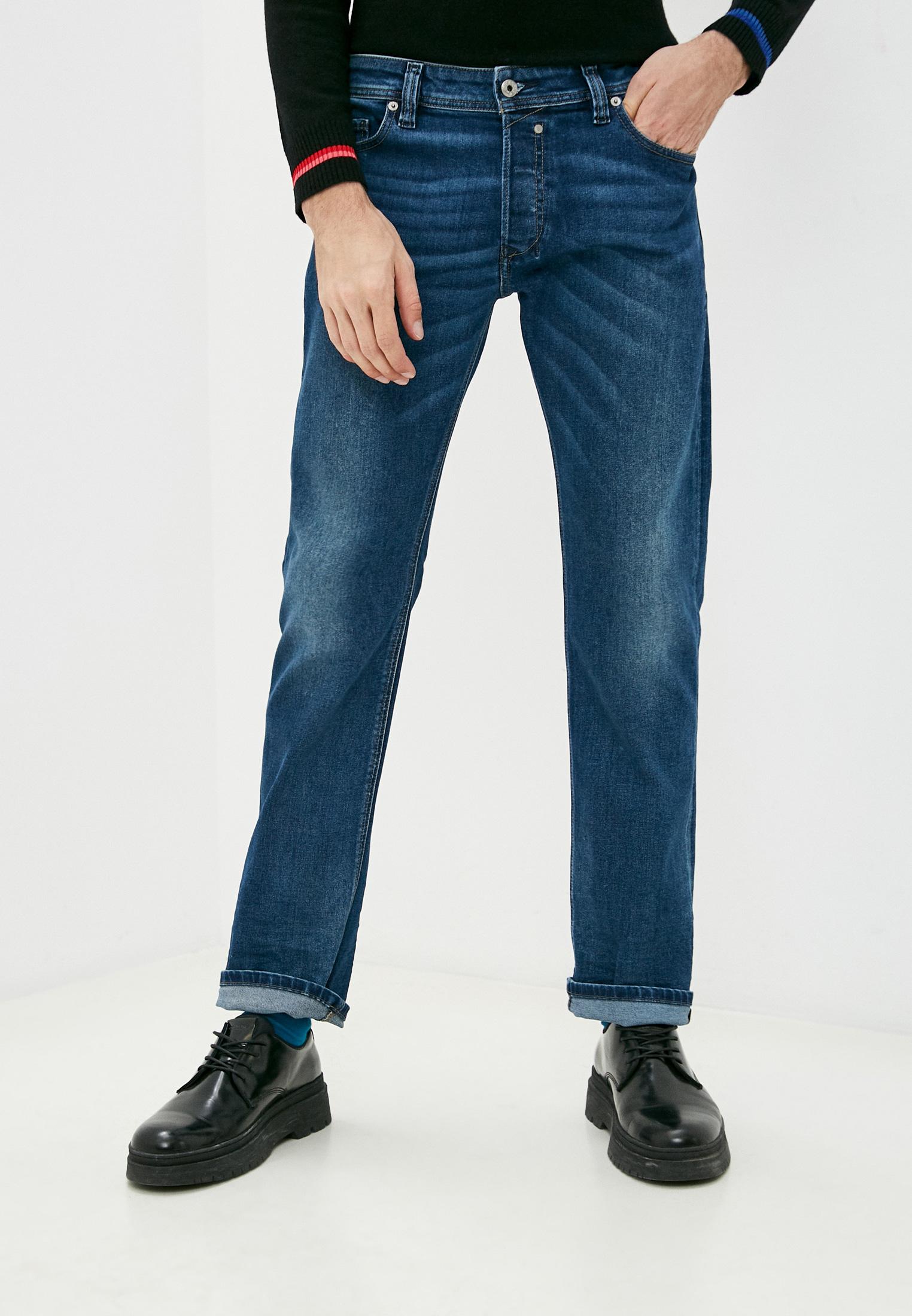 Мужские прямые джинсы Diesel (Дизель) 00C03FC84HV