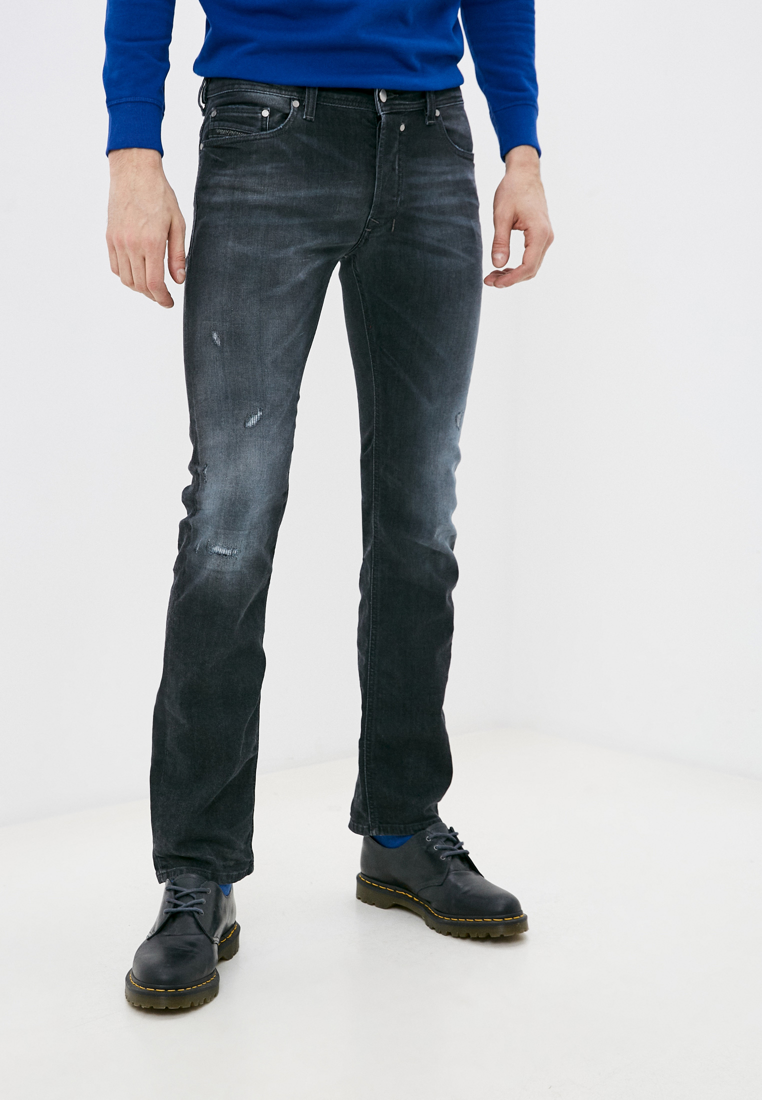 Мужские прямые джинсы Diesel (Дизель) 00C03G0683Q