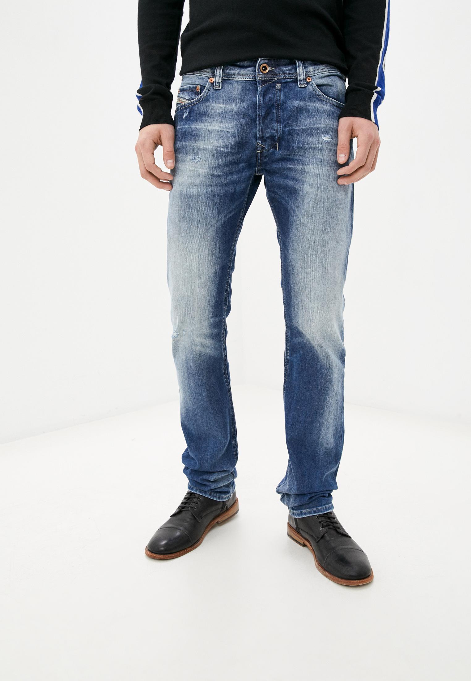 Зауженные джинсы Diesel (Дизель) 00C03G084DD