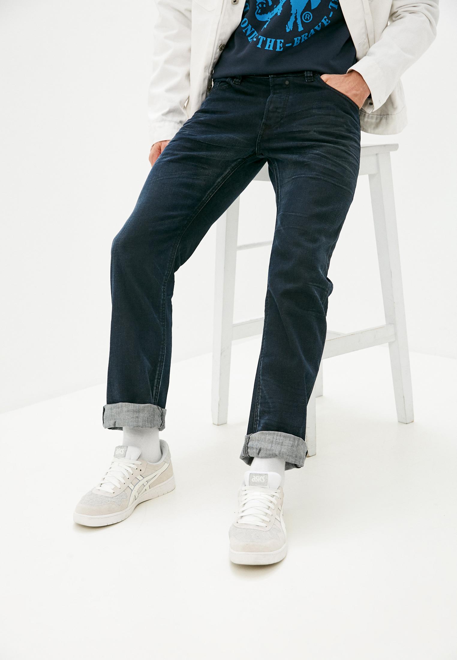 Мужские прямые джинсы Diesel (Дизель) 00C03GC87AU