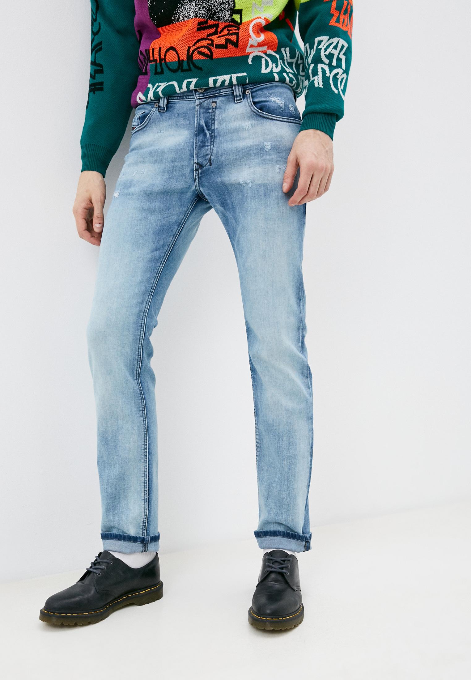 Мужские прямые джинсы Diesel (Дизель) 00C03HC81AS