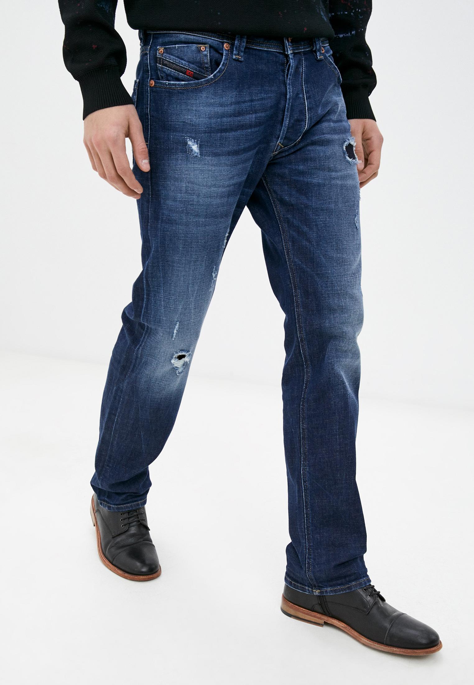 Мужские прямые джинсы Diesel (Дизель) 00C06PRT84Q