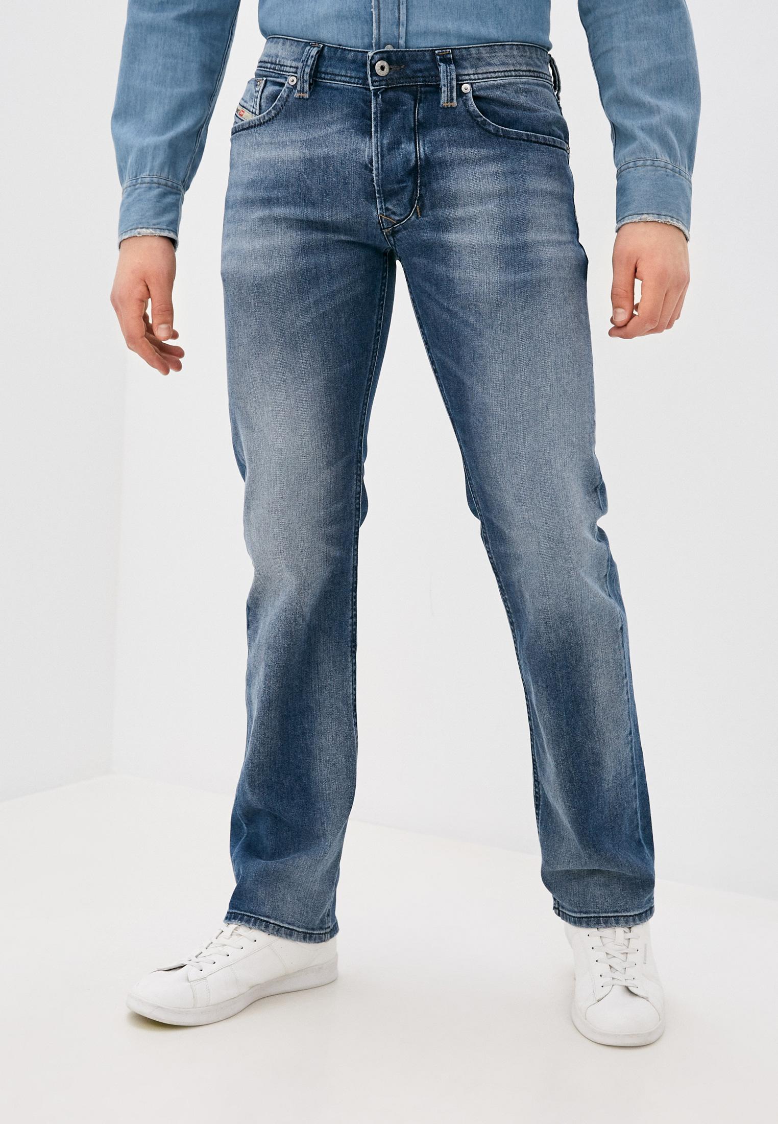 Мужские зауженные джинсы Diesel (Дизель) 00C06Q0853P
