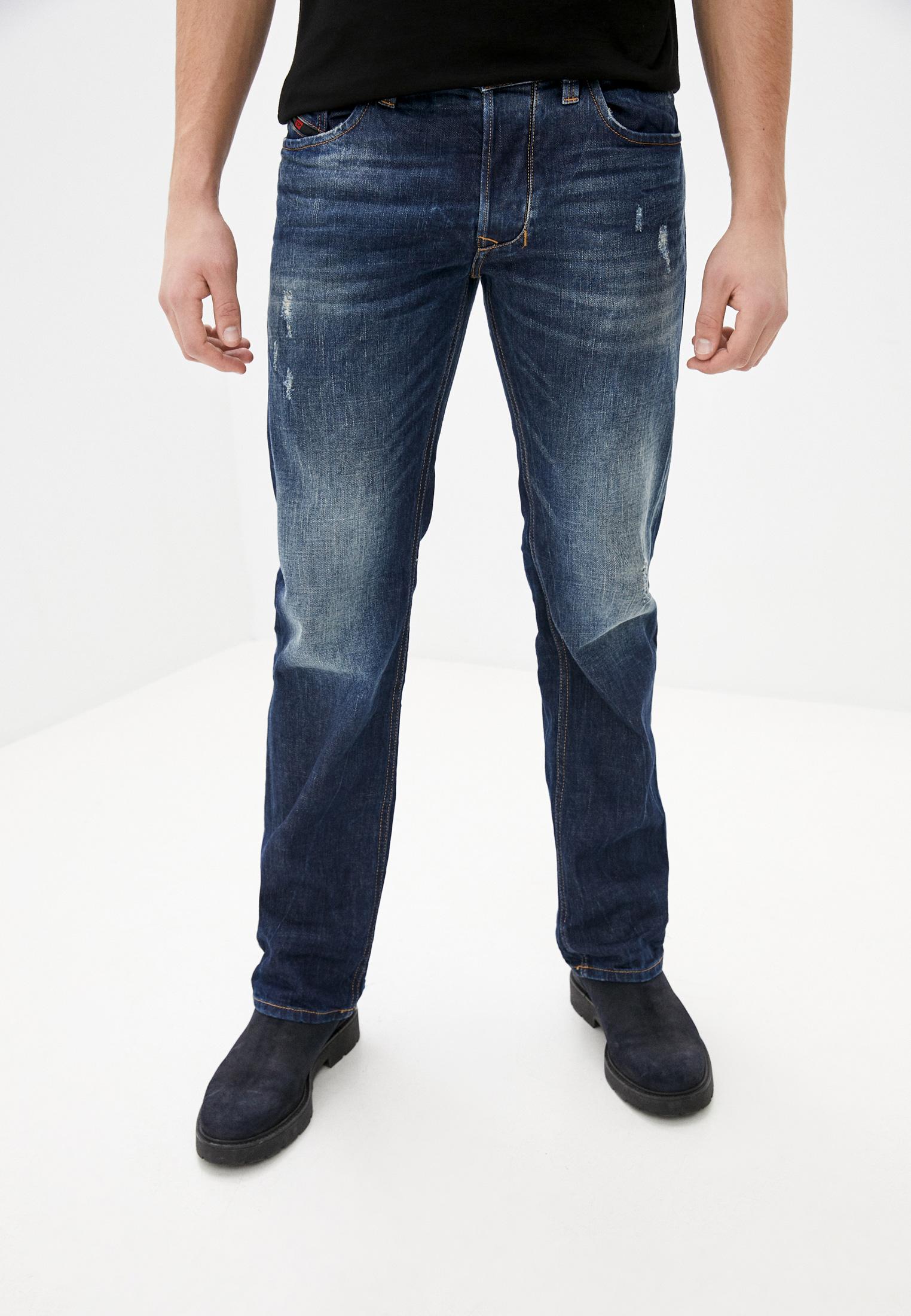 Мужские прямые джинсы Diesel (Дизель) 00C06Q089AL
