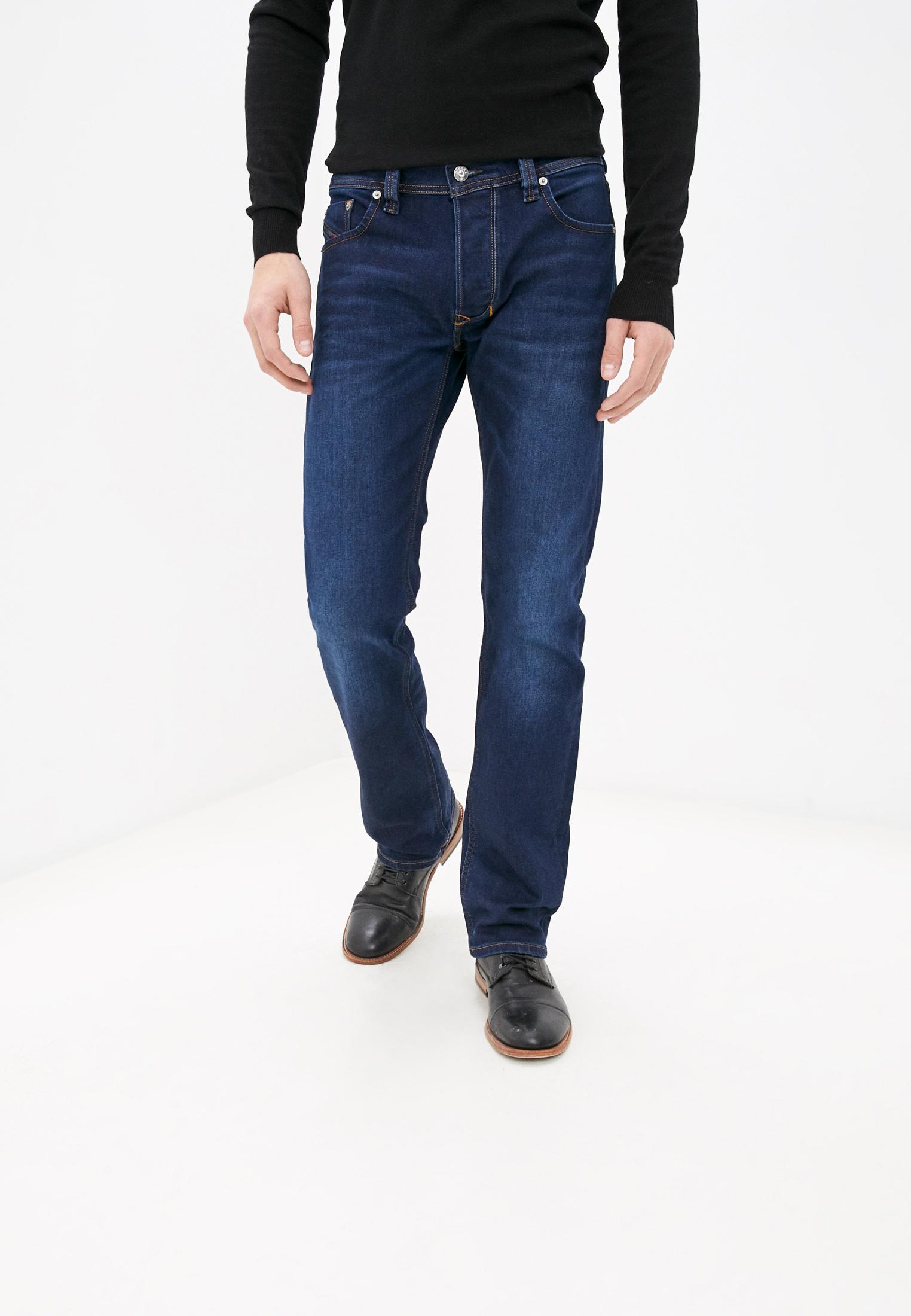 Мужские прямые джинсы Diesel (Дизель) 00C06QC84VG